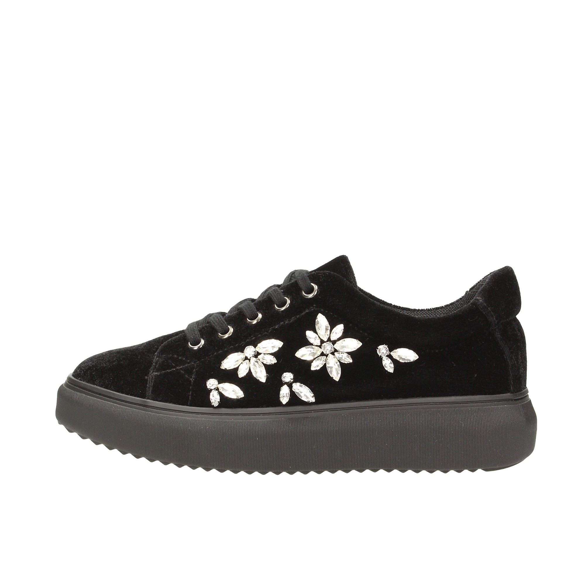 Tata Italia Shoes Woman Sneakers Black 10238-5