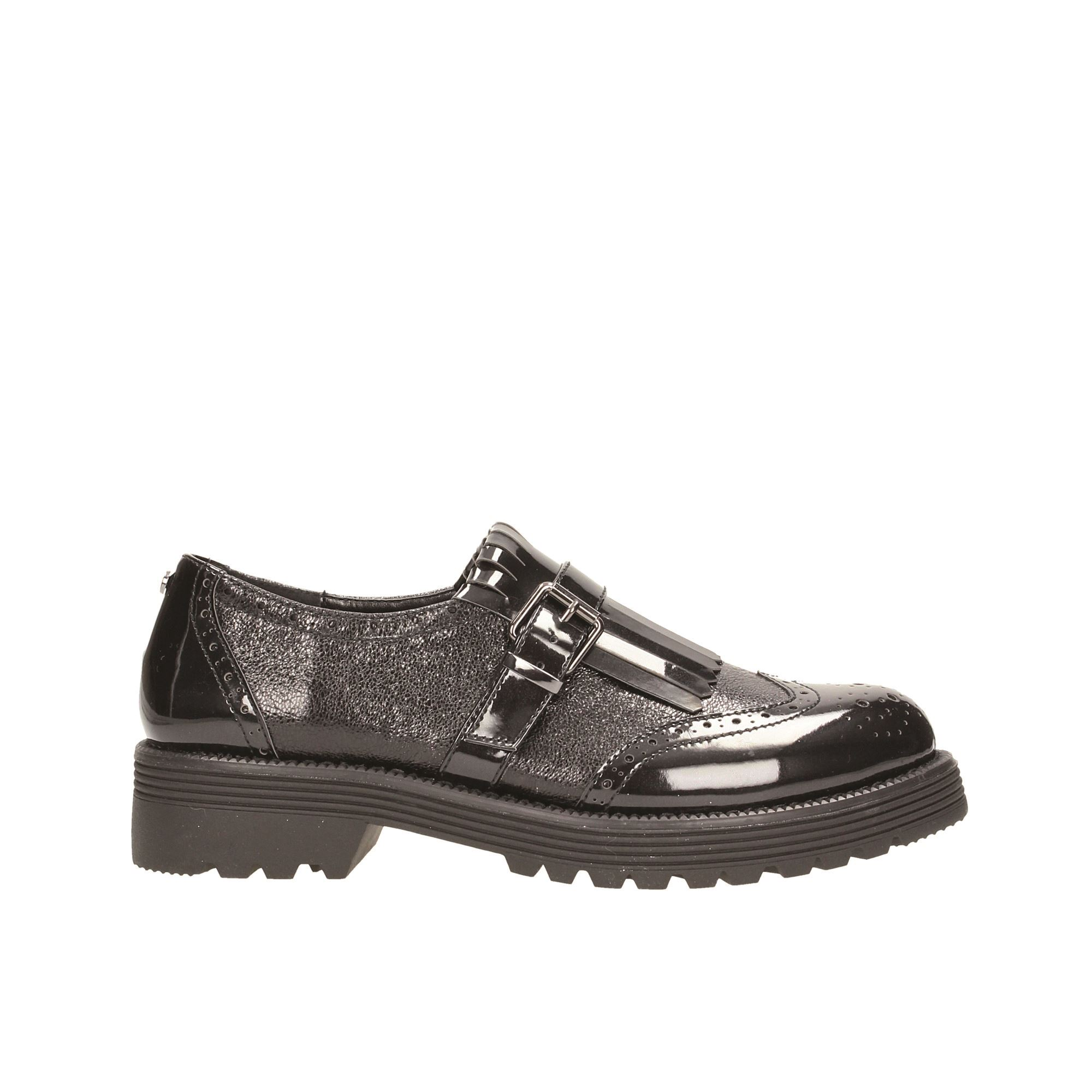 Tata Italia Shoes Woman Mocassini Black 17W36-3