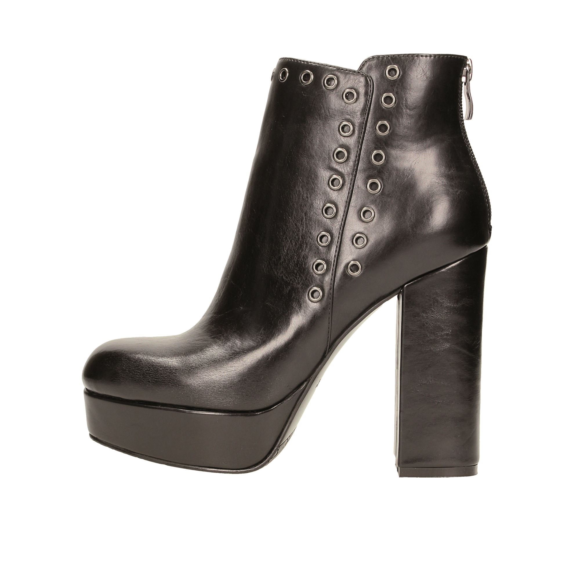 Tata Italia Shoes Woman Stivaletti Black X21737B-Y01-4