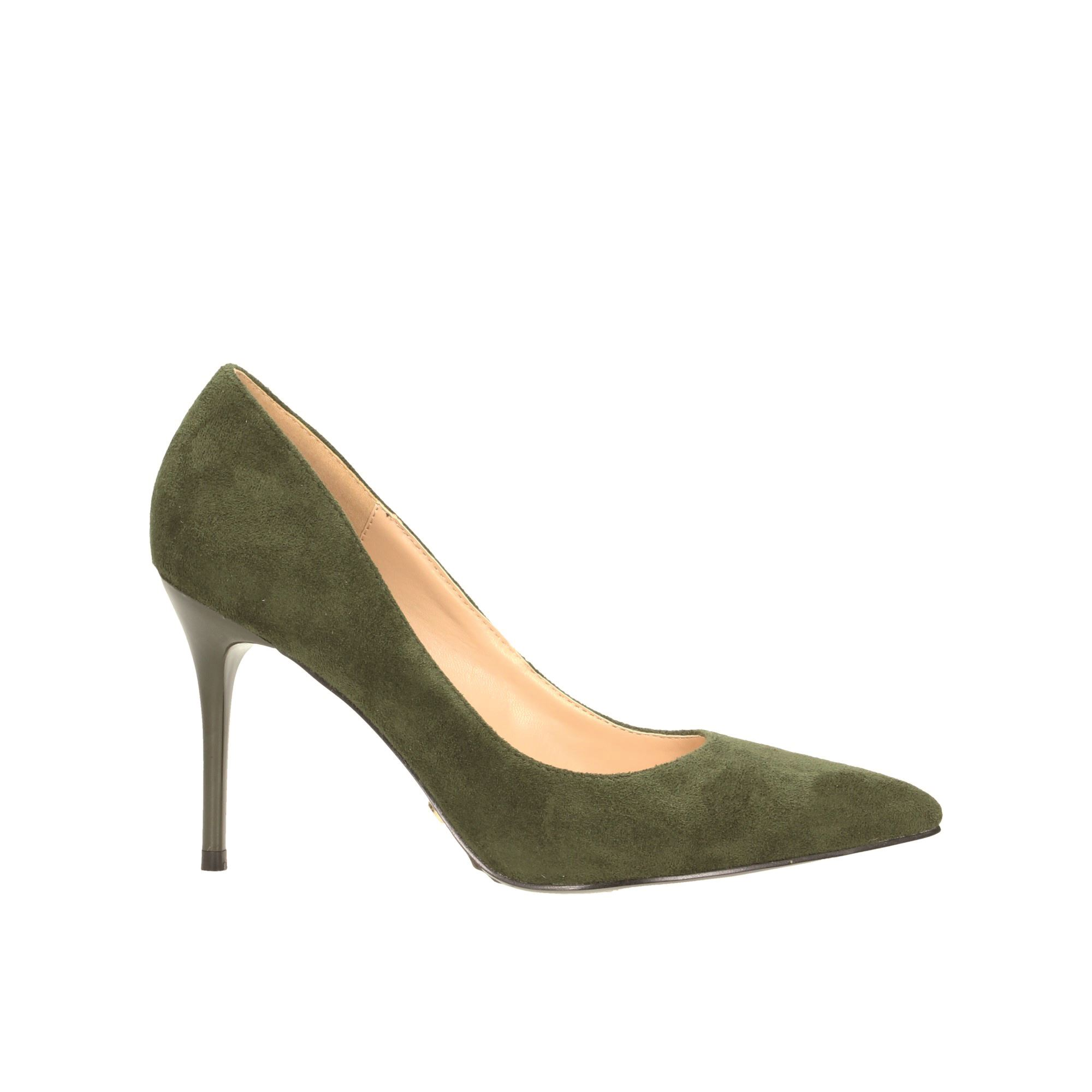 Tata Italia Shoes Woman Décolleté Green 89547-9