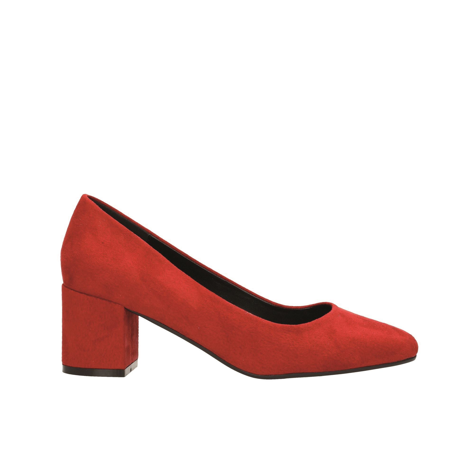 Tata Italia Shoes Woman Décolleté Red 9361A-1