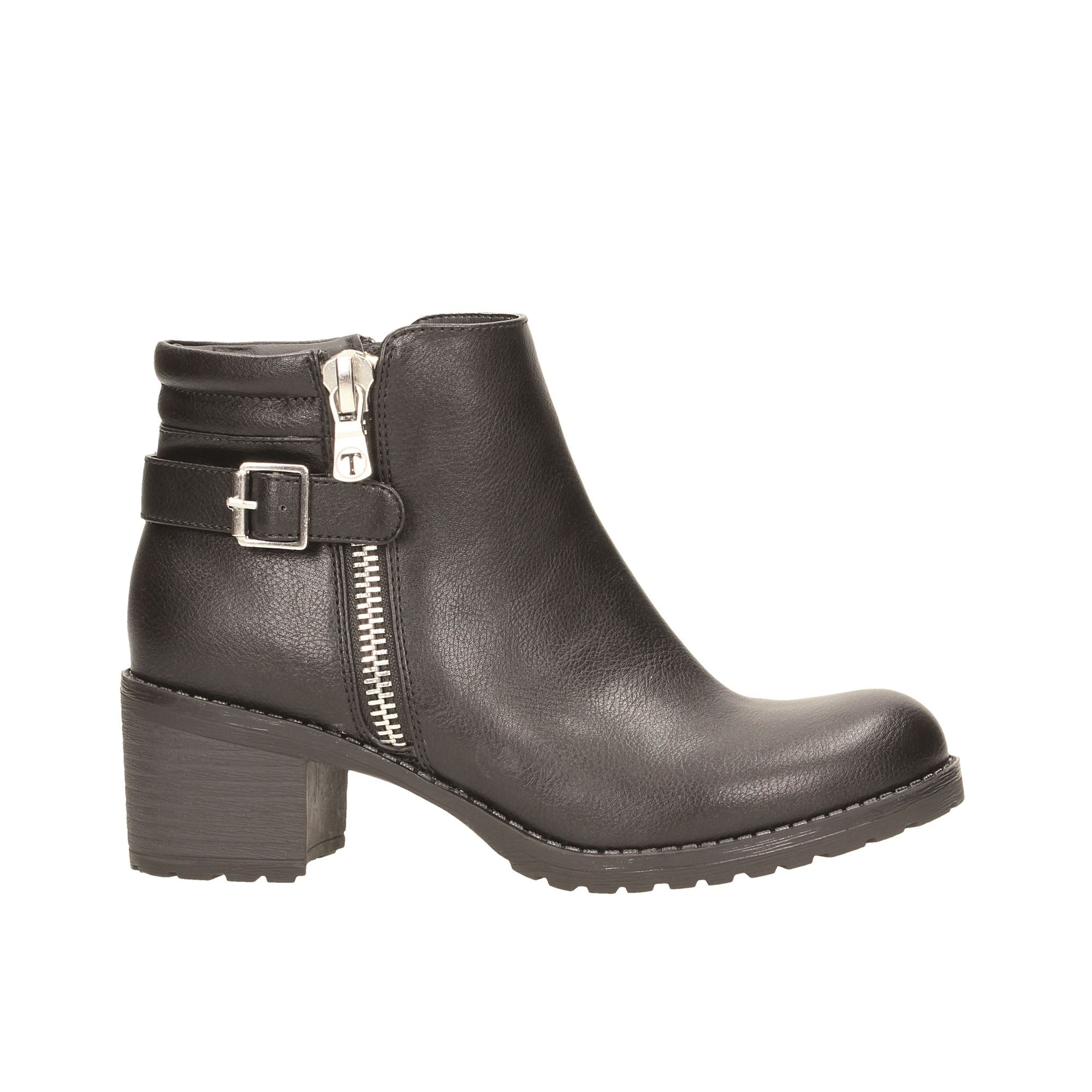 Tata Italia Shoes Woman Stivaletti Black 60HRT51/I17