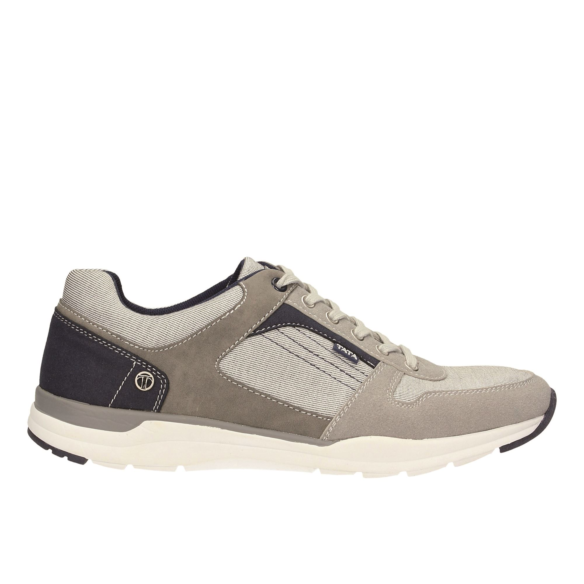 Tata Italia Shoes Man Sneakers Grey 624070