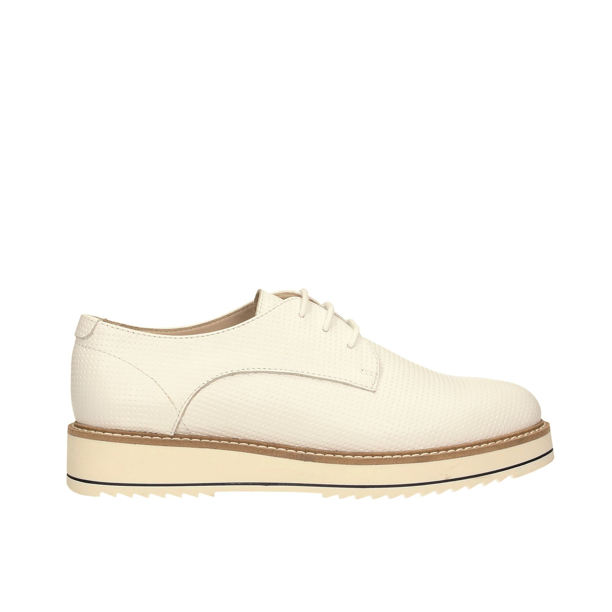 Tata Italia Shoes Woman Stringate White WS-201R04
