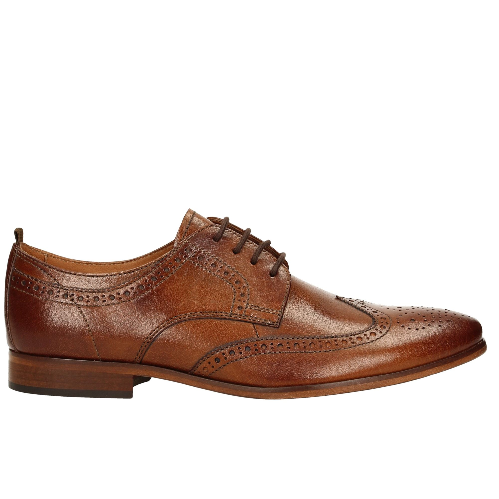 Tata Italia Shoes Man Stringate Brown MS-311R05