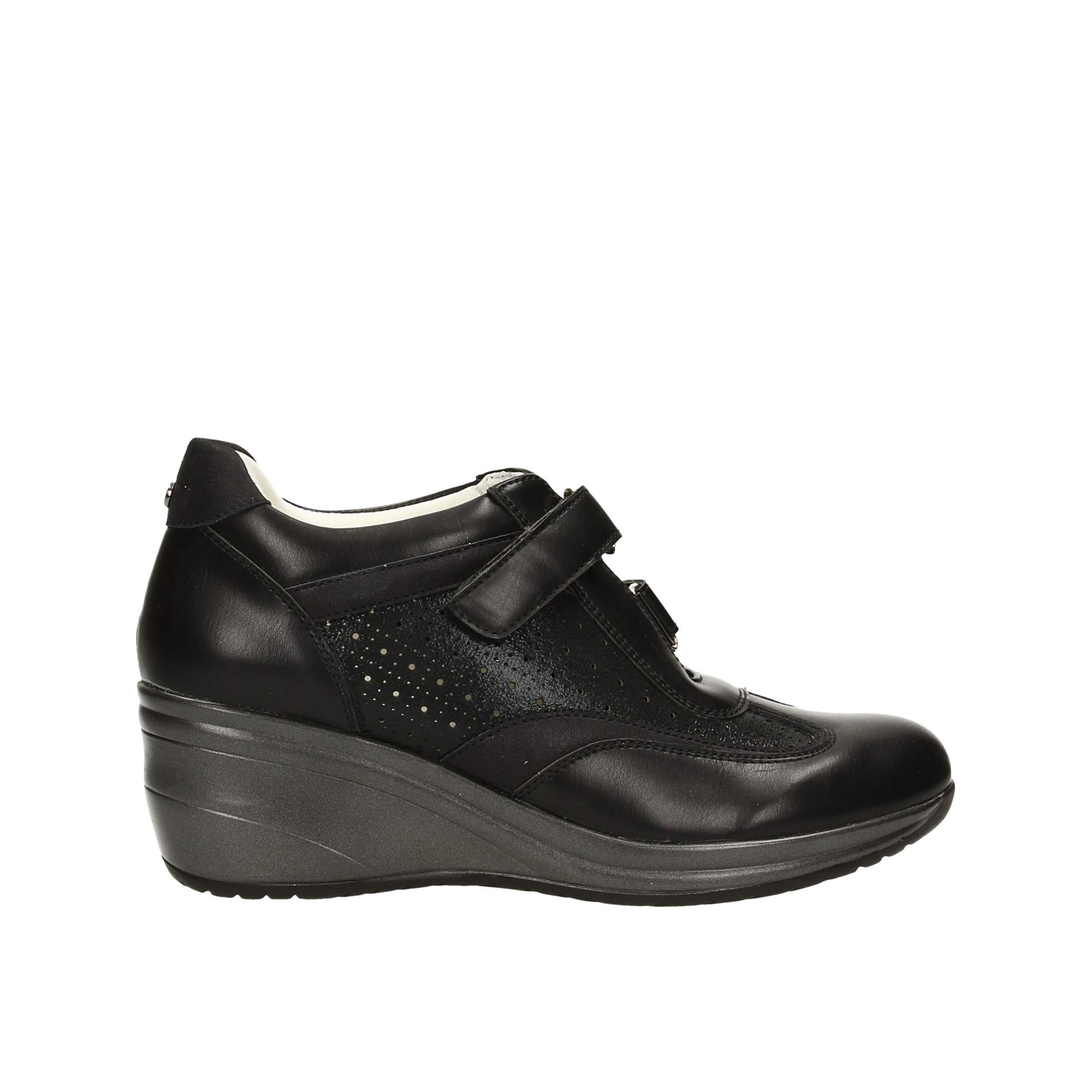 Tata Italia Shoes Woman Sneakers Black T18074