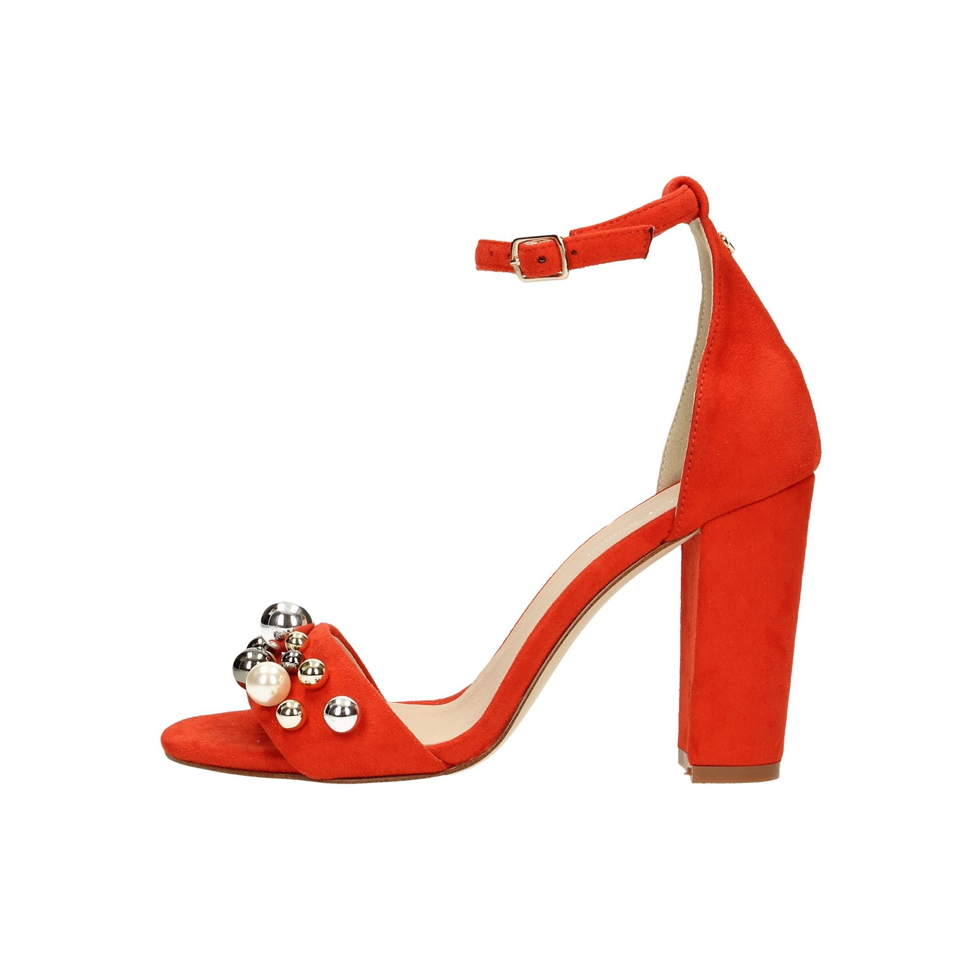 Tata Italia Shoes Woman Sandali Red L1818-L01