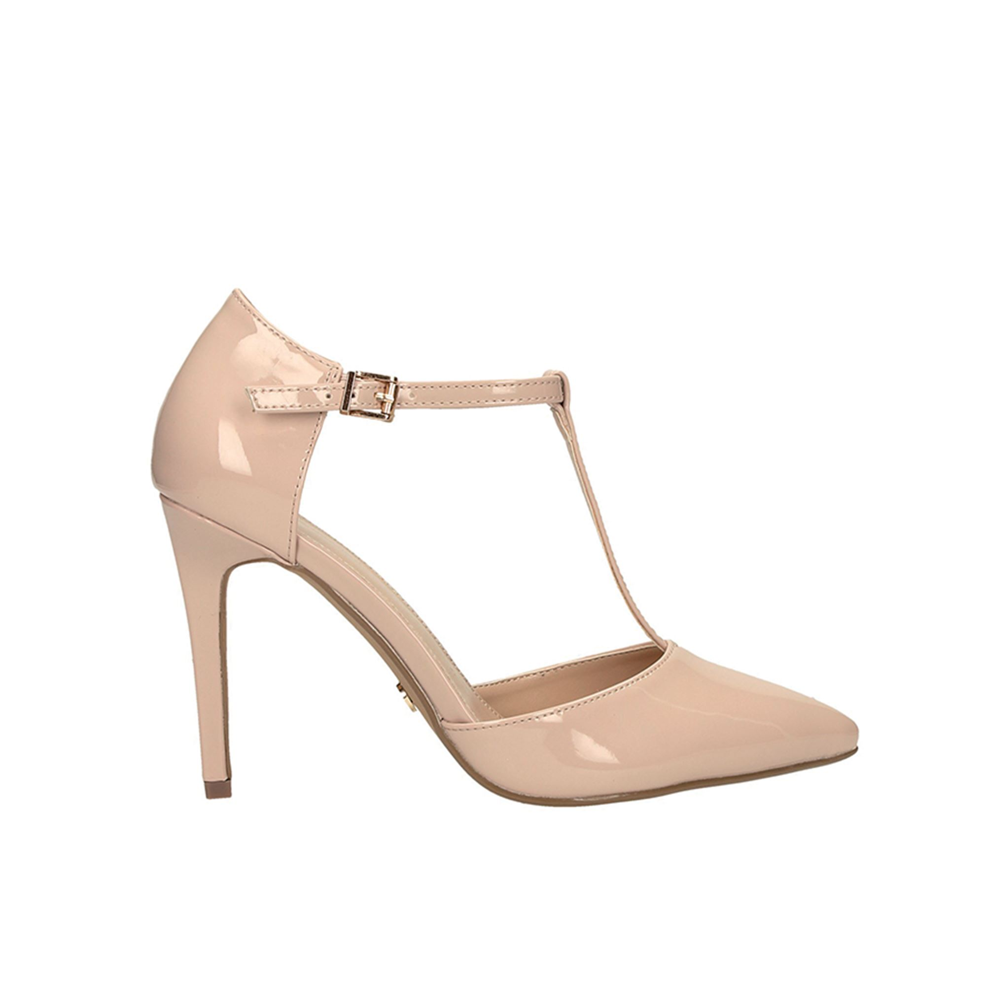 Tata Italia Shoes Woman Décolleté Beige 9205A-8/E18