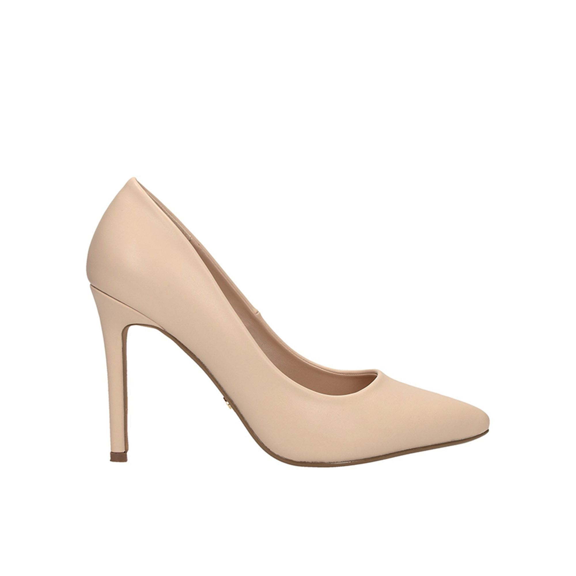 Tata Italia Shoes Woman Décolleté Beige 9206A-1
