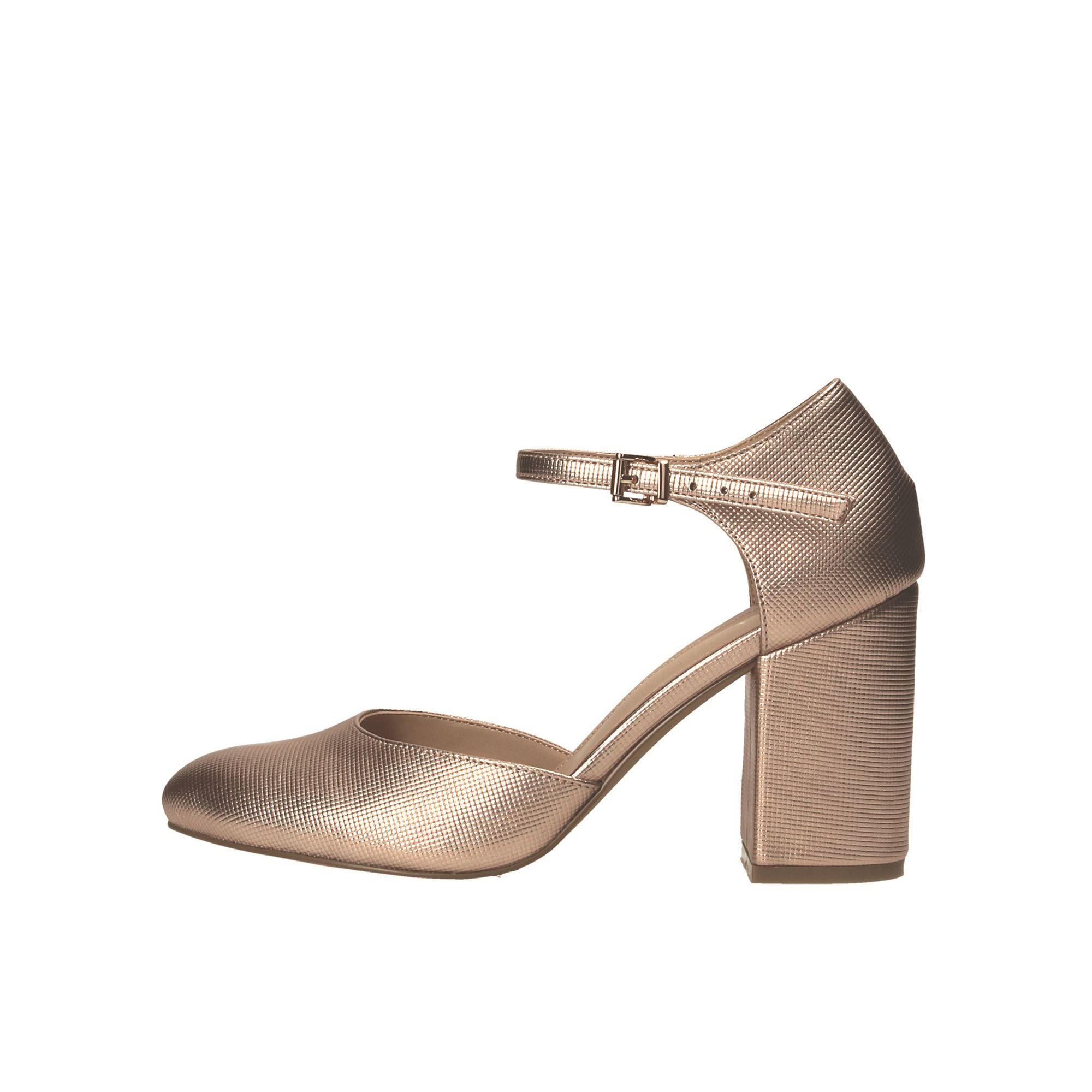 Tata Italia Shoes Woman Décolleté Rose/gold 9498A-1