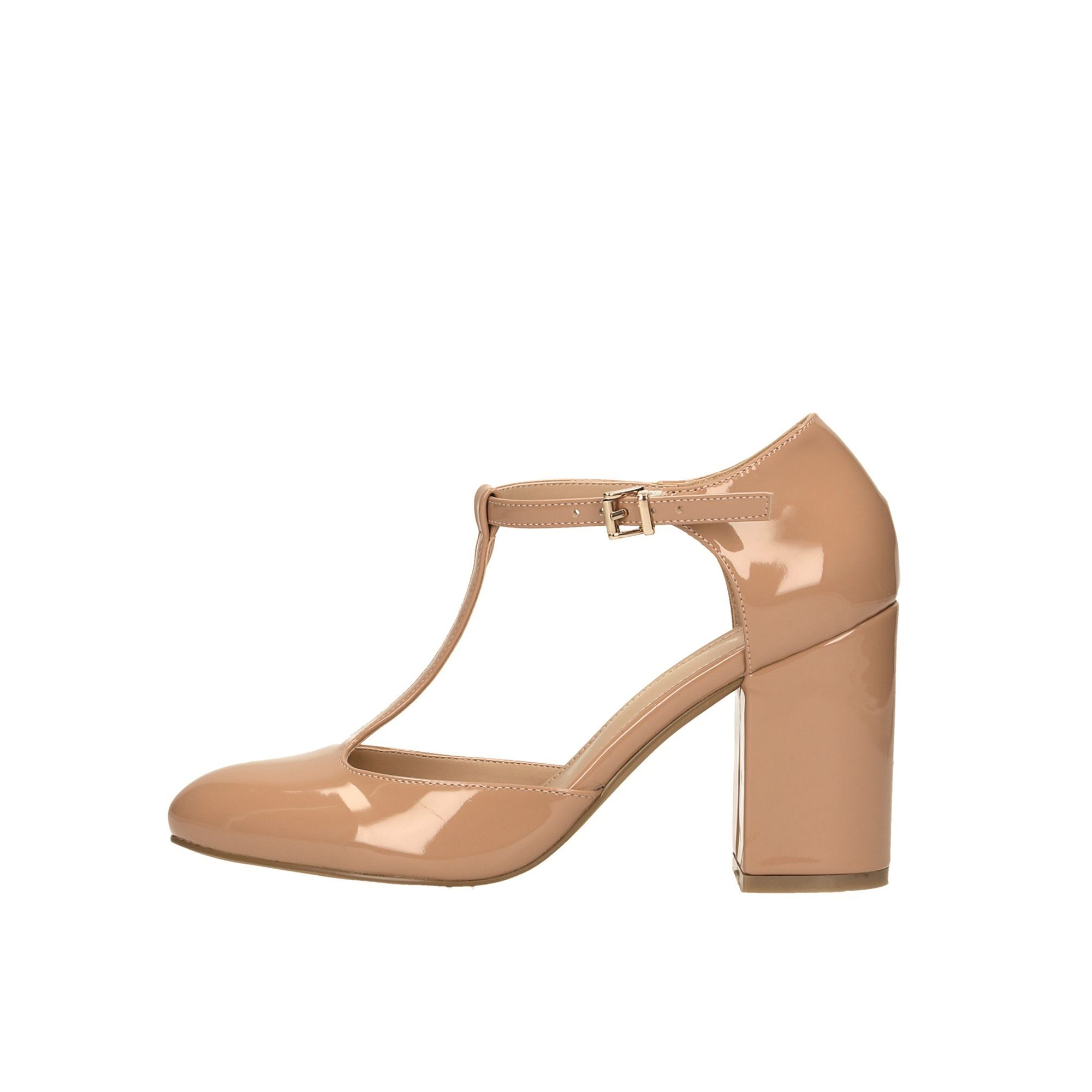 Tata Italia Shoes Woman Décolleté Nude 9498A-2