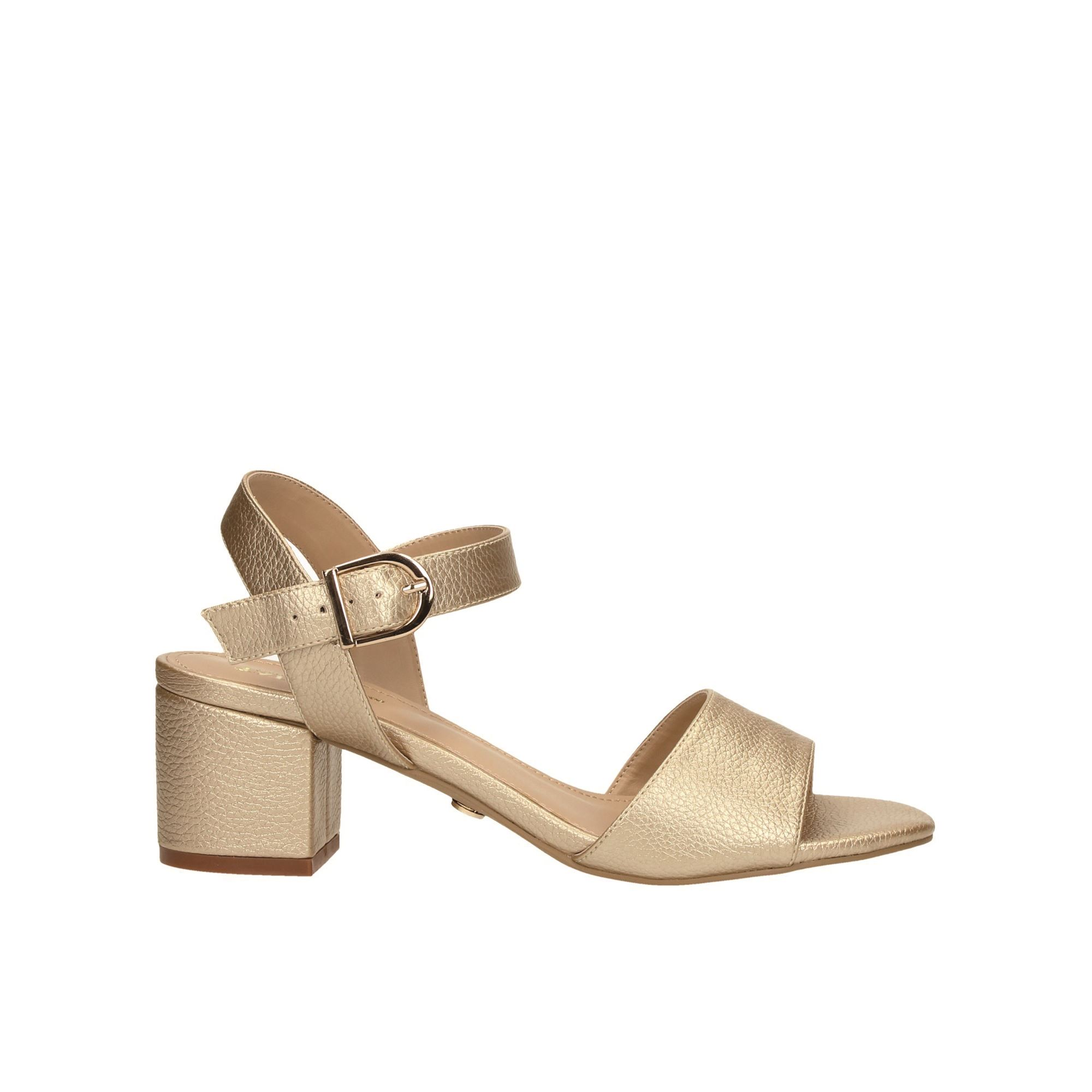 Tata Italia Shoes Woman Sandali Gold 9146L-25