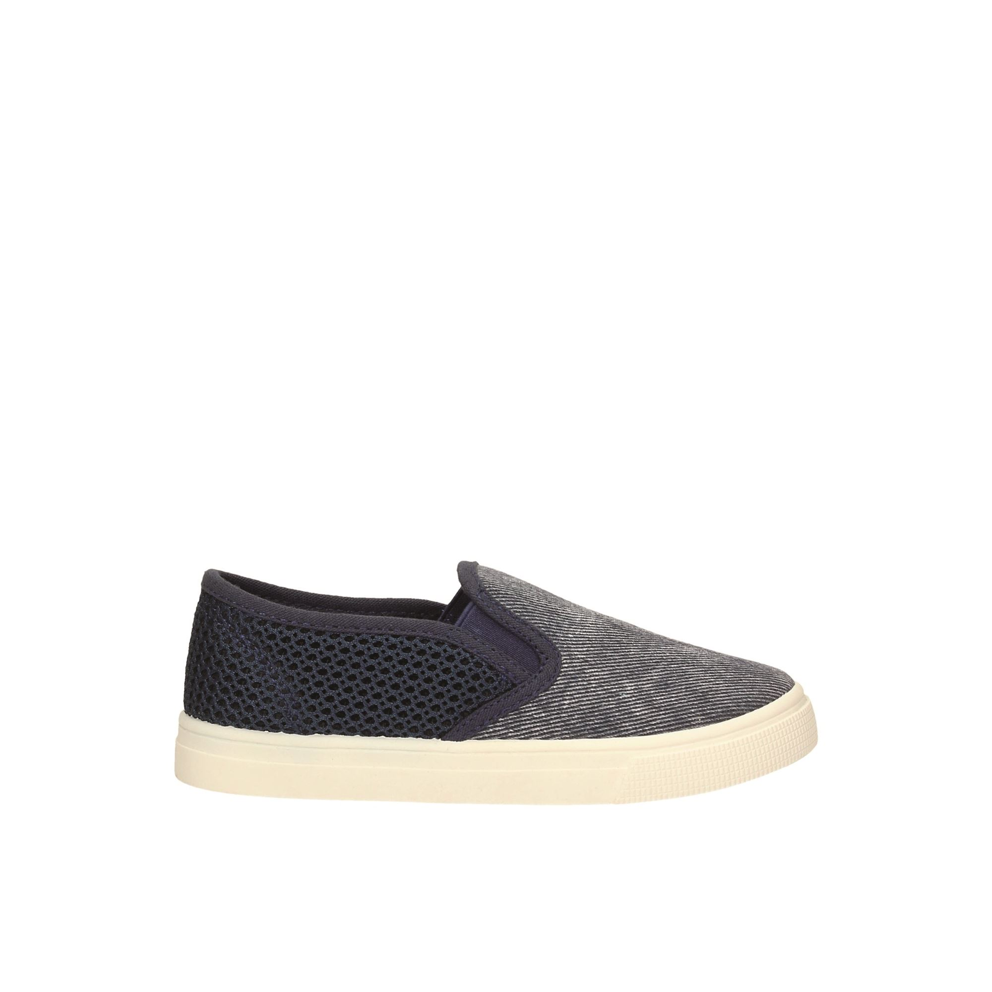 Tata Italia Shoes Junior Slip On Navy JK17-009