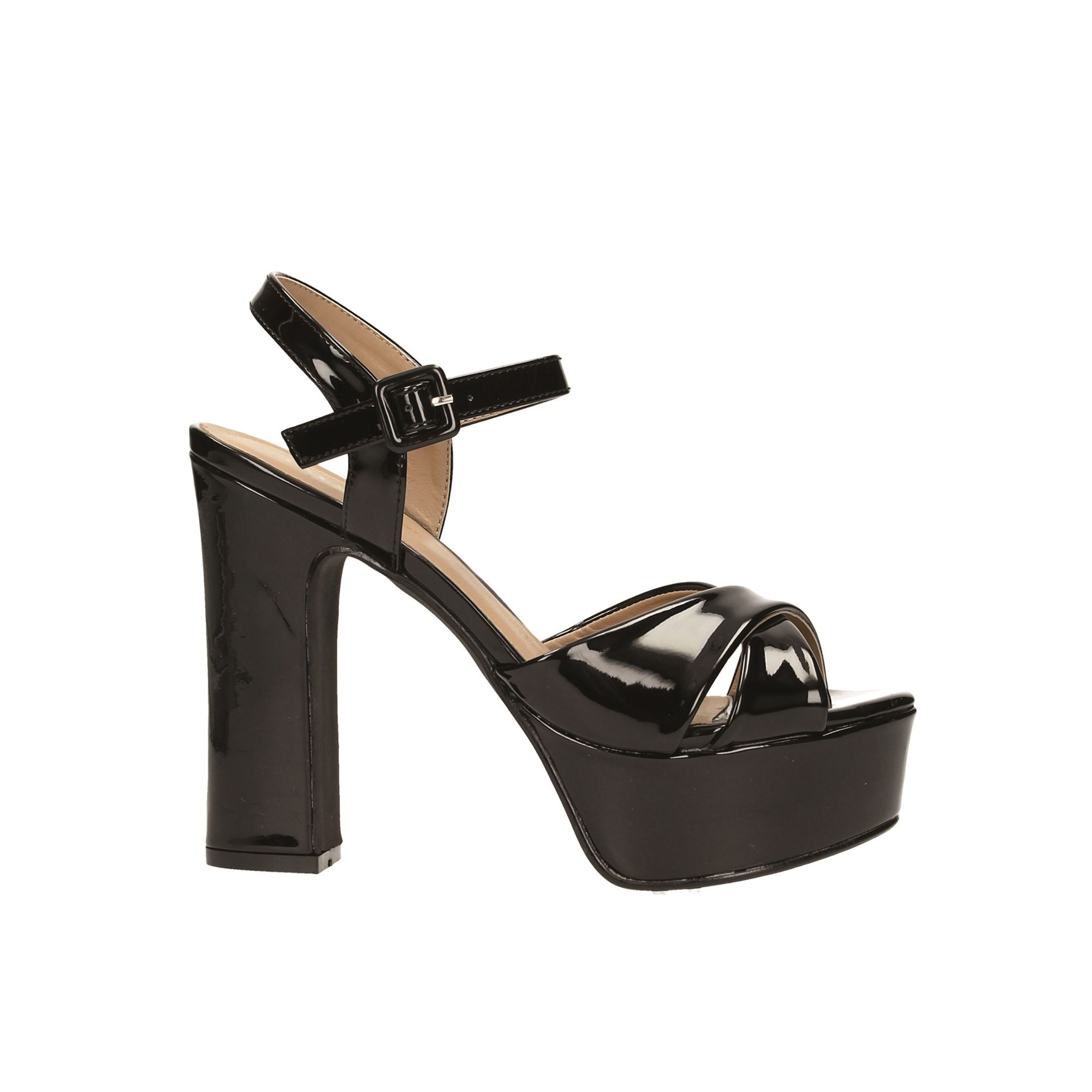 Tata Italia Shoes Woman Sandali Black BF5563-1