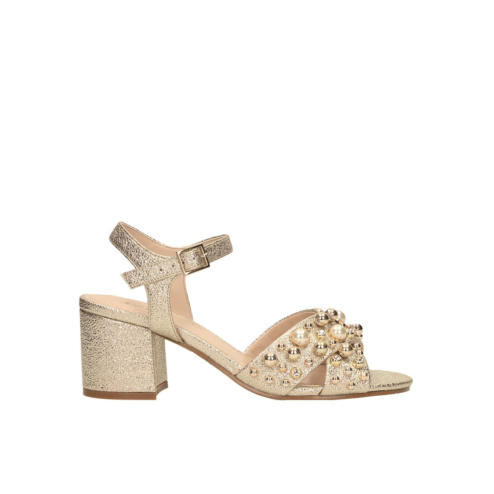 Tata Italia Shoes Woman Sandali Gold LS601868-16