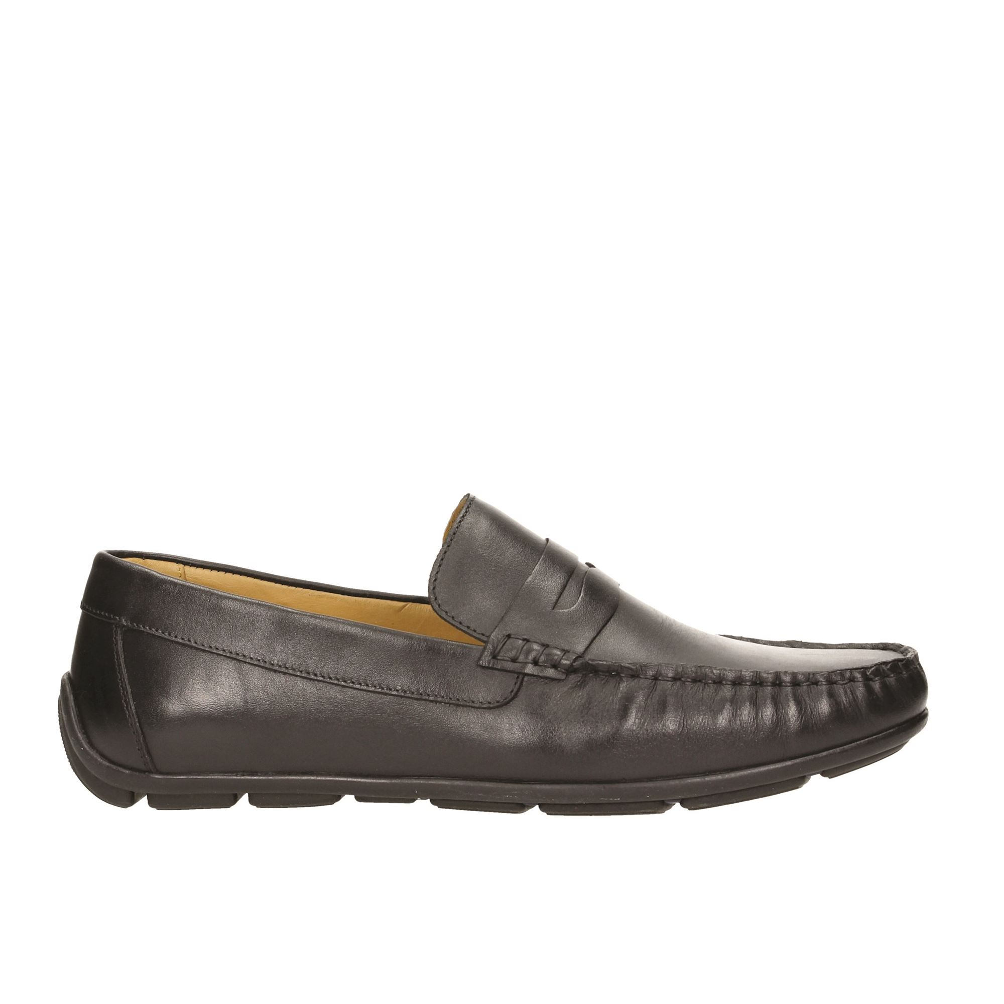 Tata Italia Shoes Man Mocassini Black 2-004-04