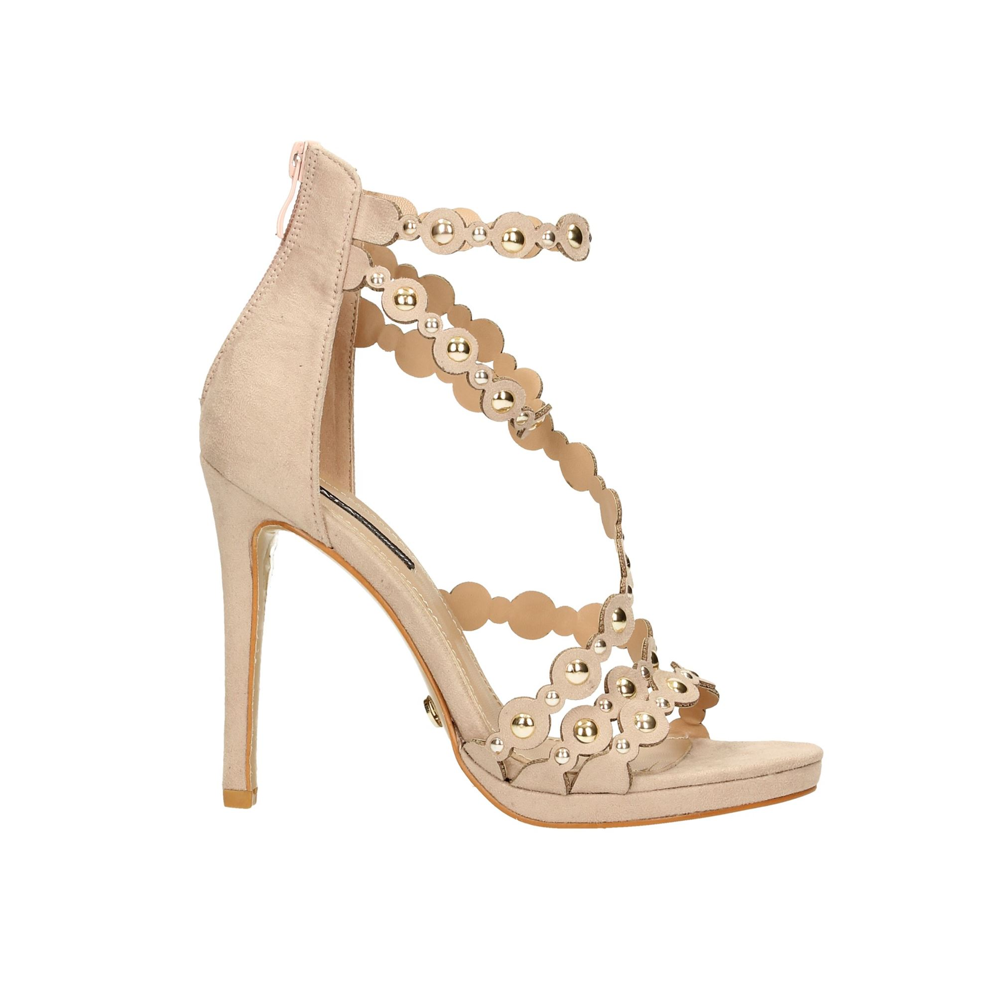 Tata Italia Shoes Woman Sandali Beige 1168-19