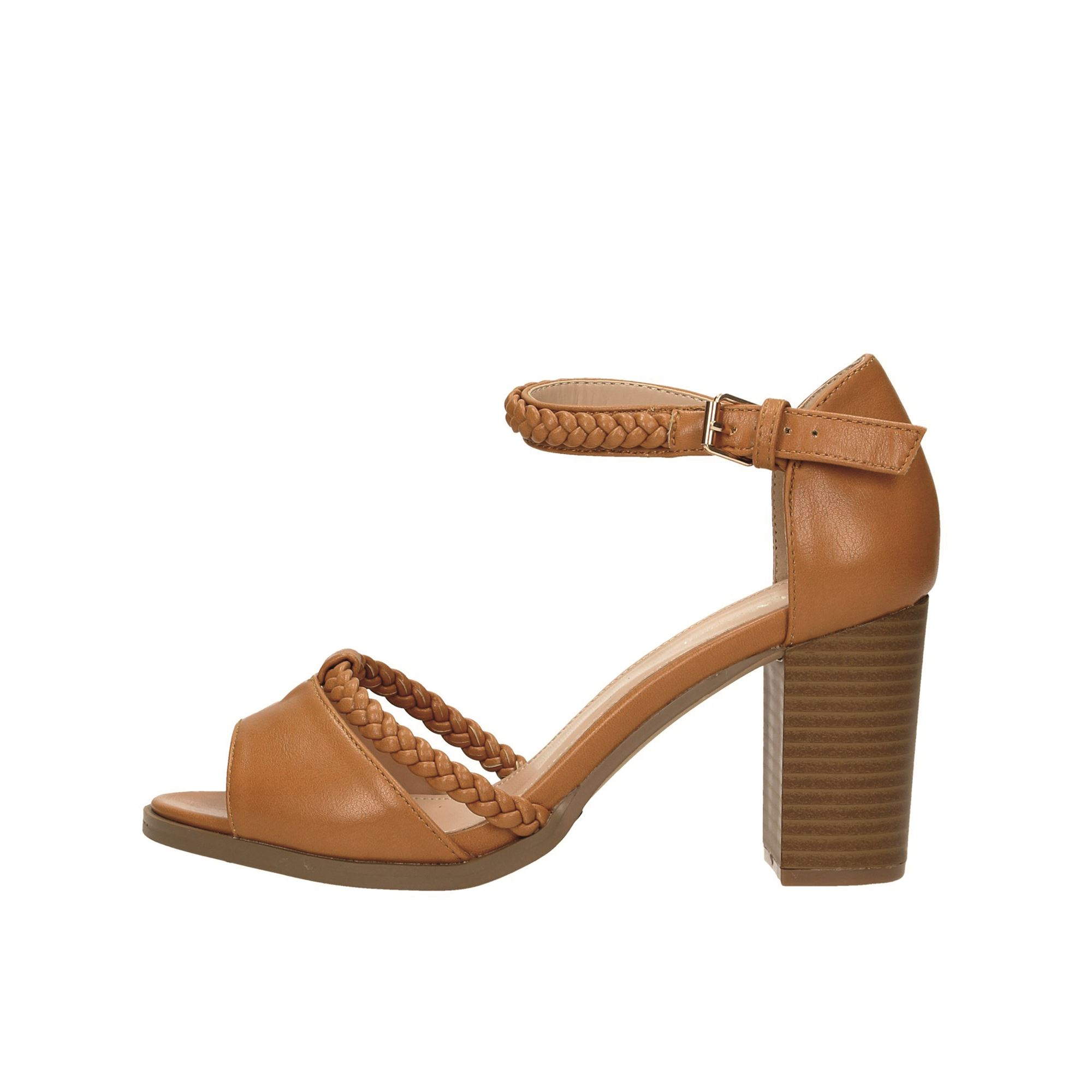 Tata Italia Shoes Woman Sandali Camel 9149L-38