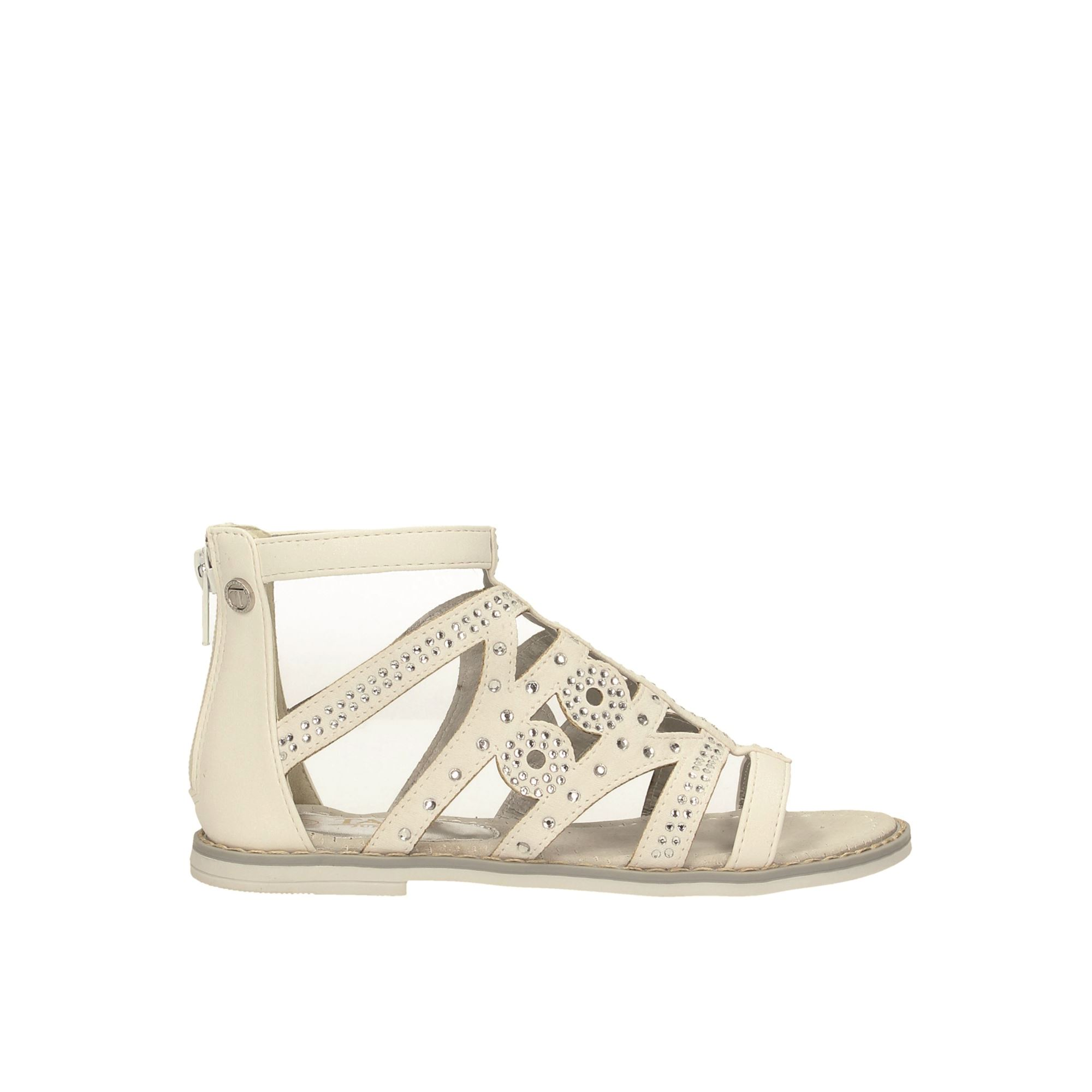 Tata Italia Shoes Junior Sandali White TJ3-18-17