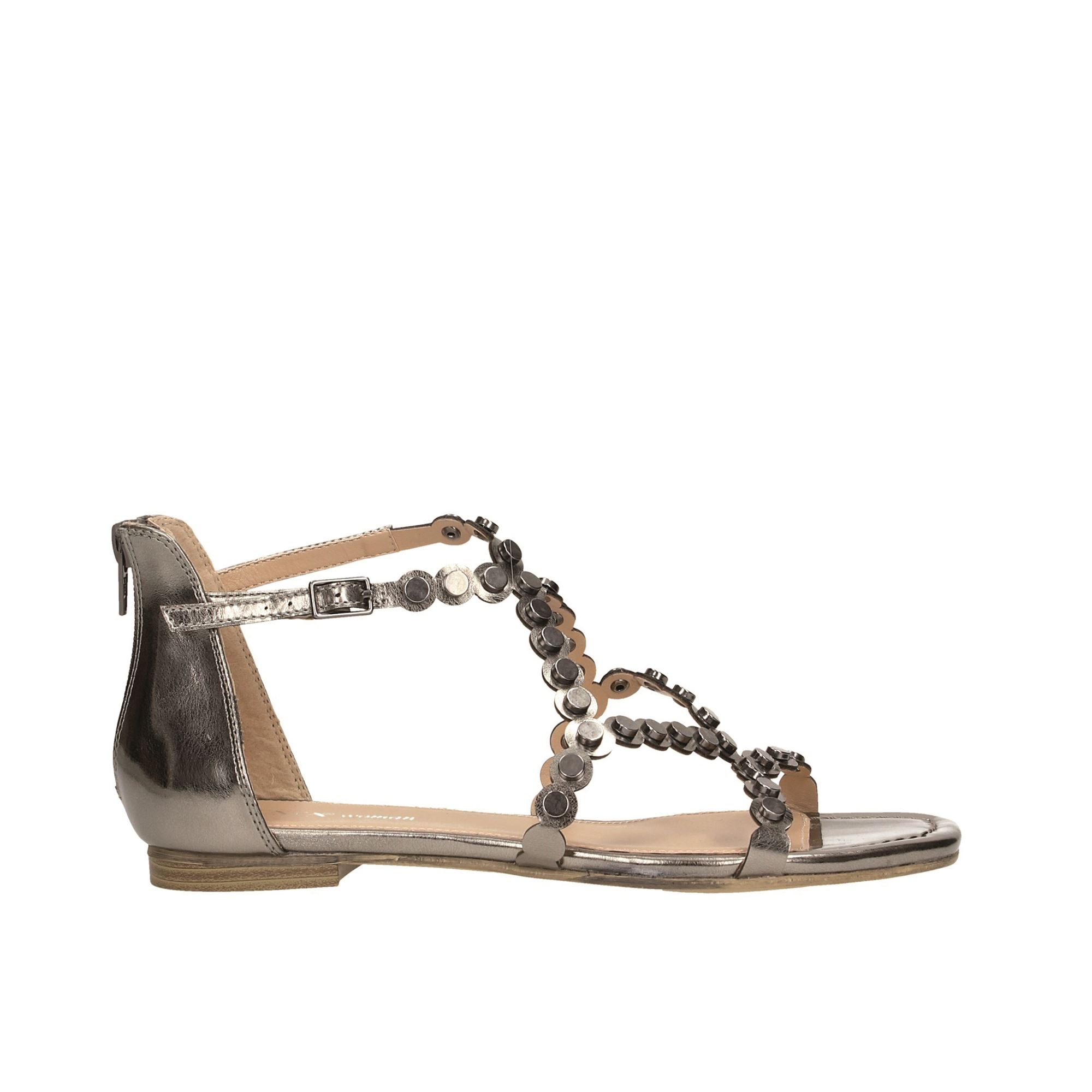 Tata Italia Shoes Woman Sandali Gun 15SQS14