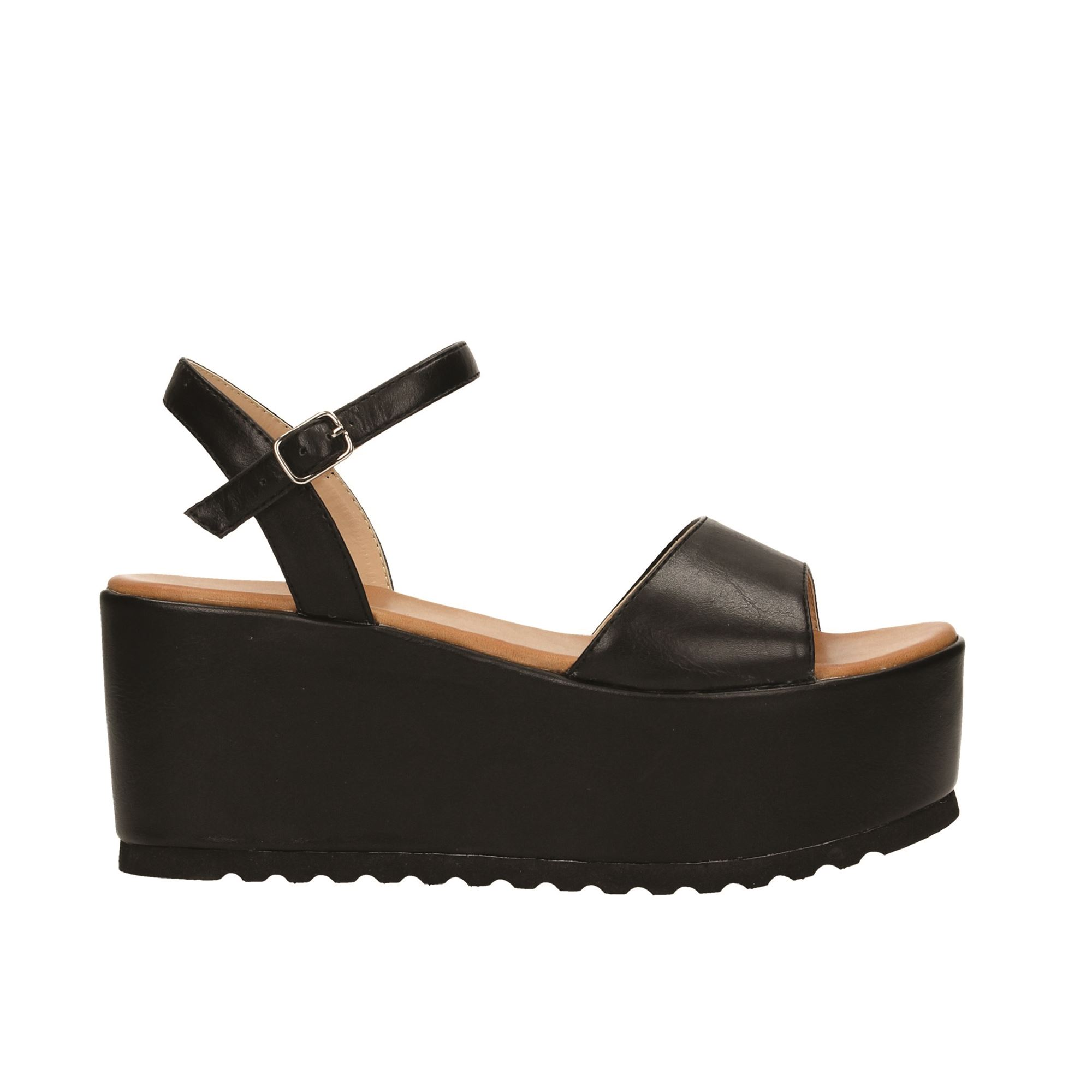 Tata Italia Shoes Woman Sandali Black 2622L-41