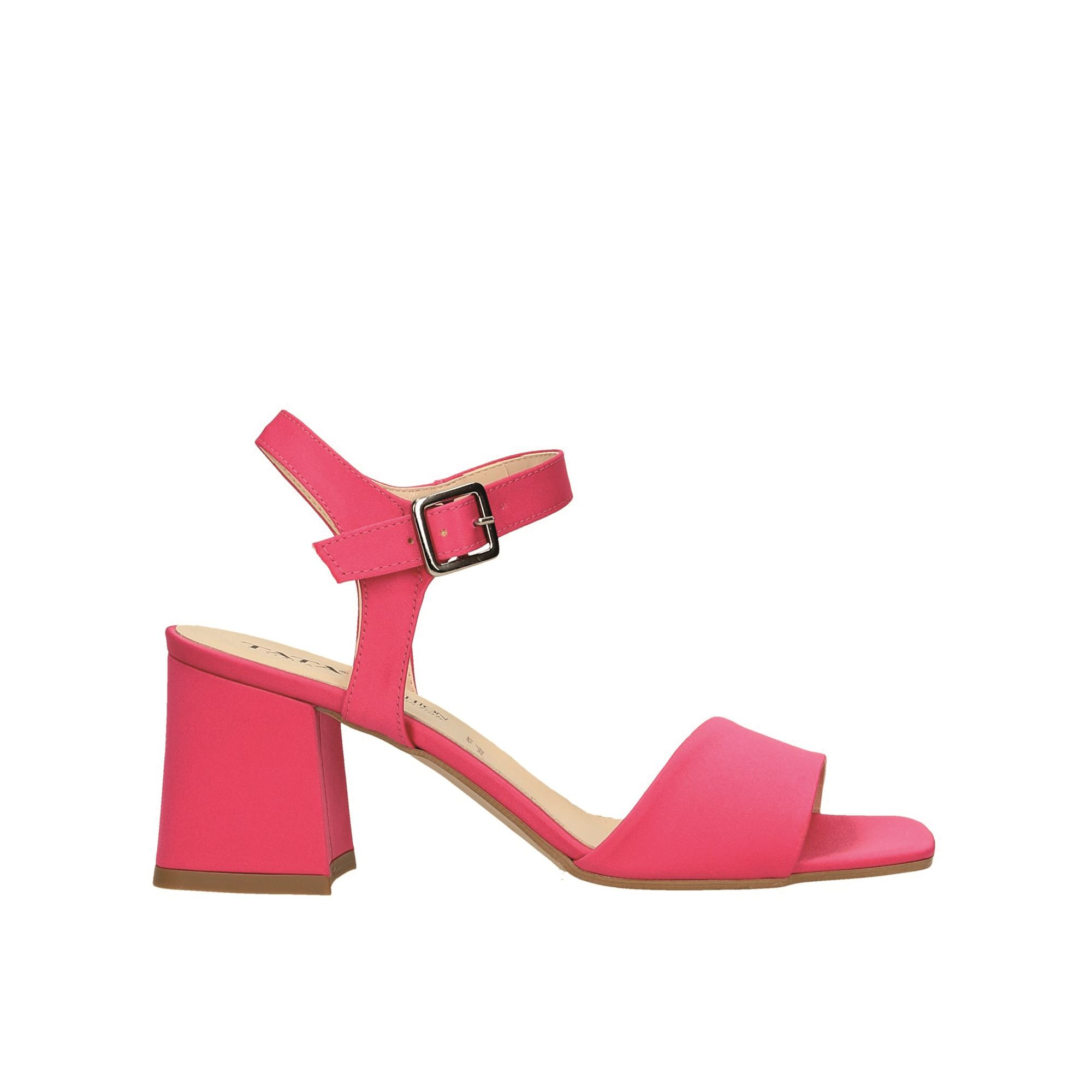 Tata Italia Shoes Woman Sandali Fuxia 961