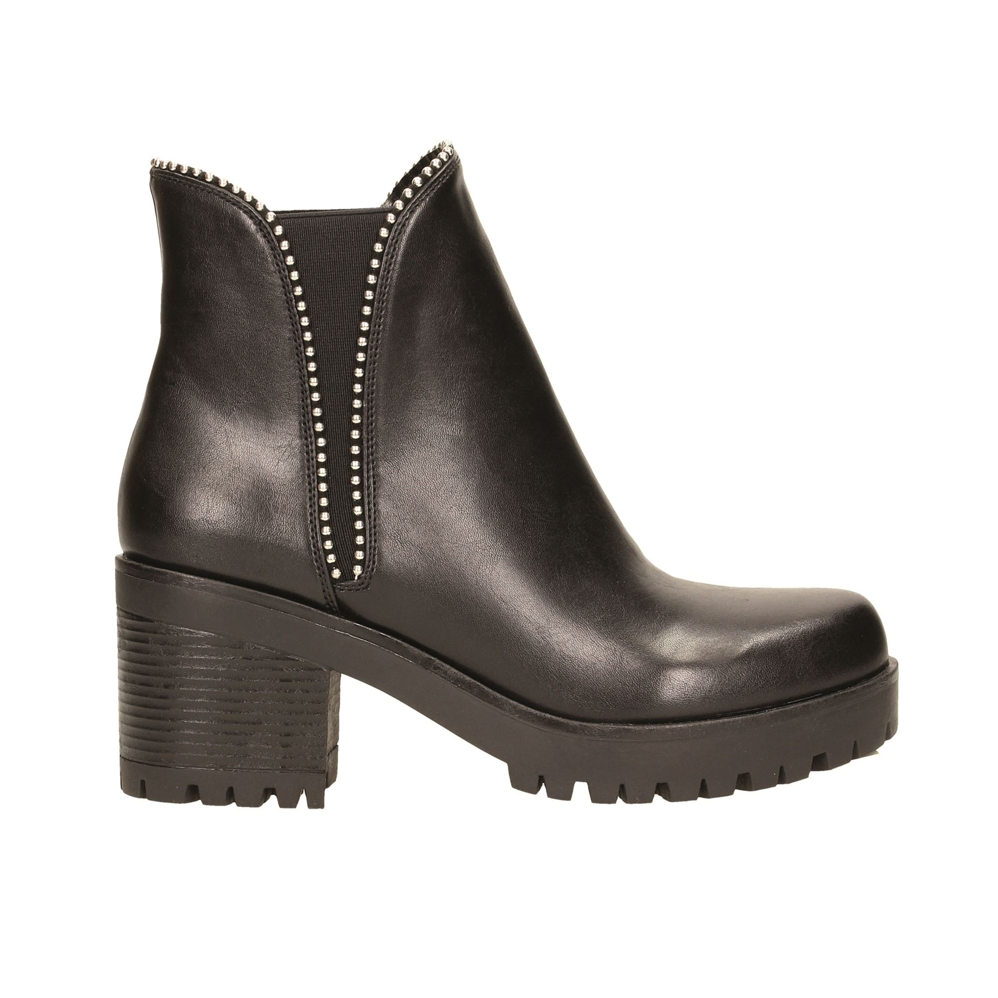 Tata Italia Shoes Woman Stivaletti Black TA821874