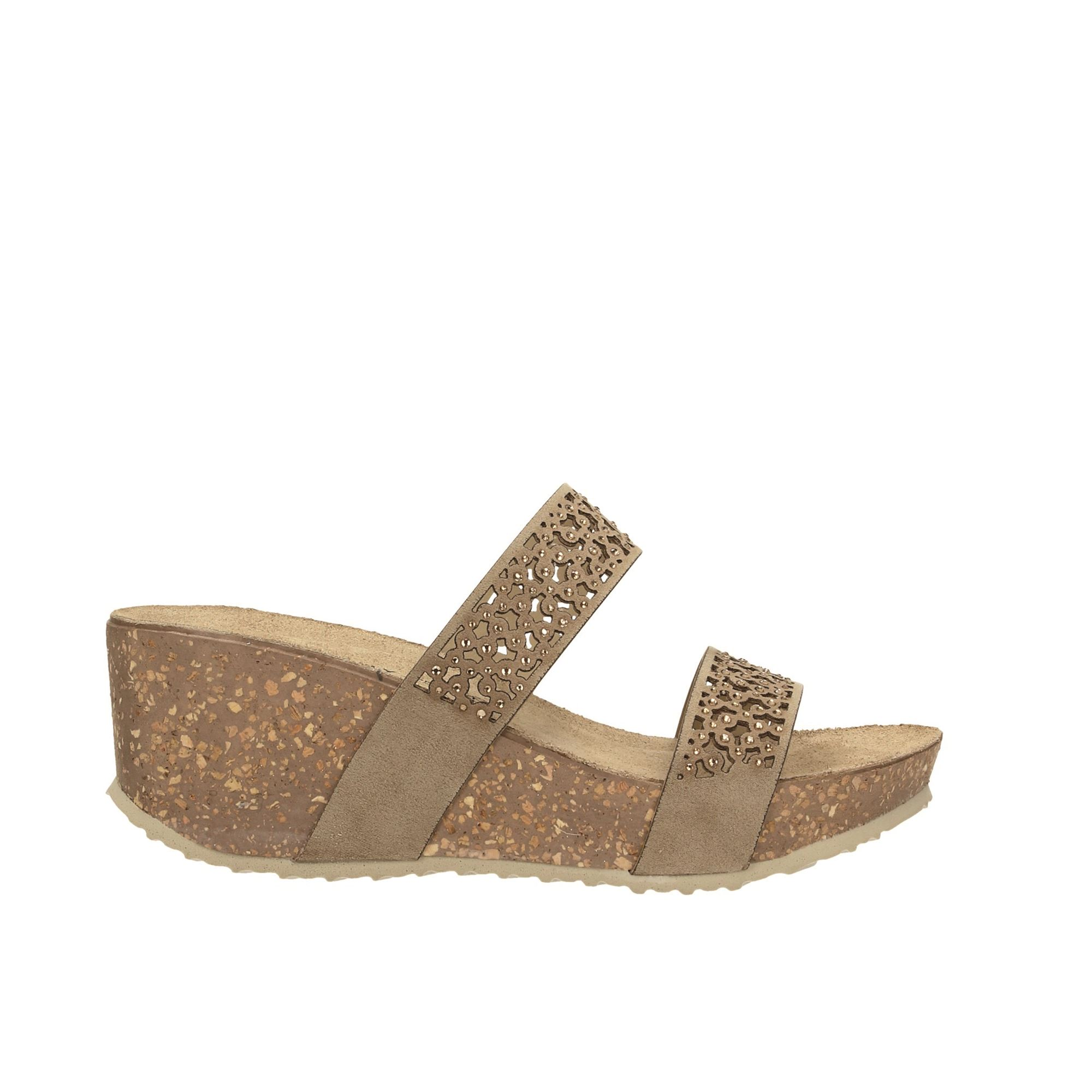 Tata Italia Shoes Woman Sandali Taupe 263540