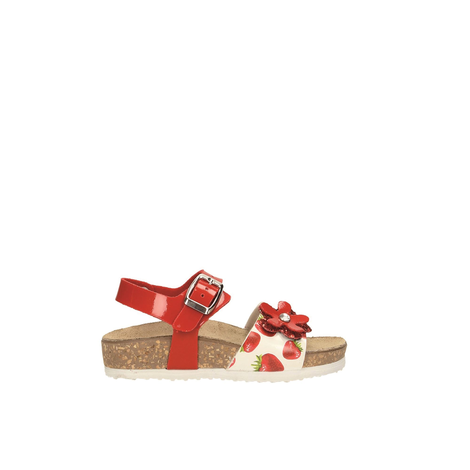 Tata Italia Shoes Junior Sandali Red/white 261487