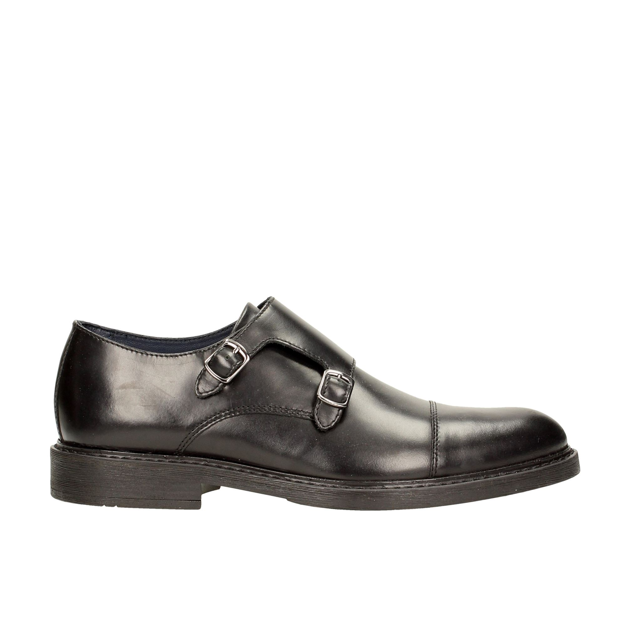 Tata Italia Shoes Man Mocassini Black 8-05-04/I18
