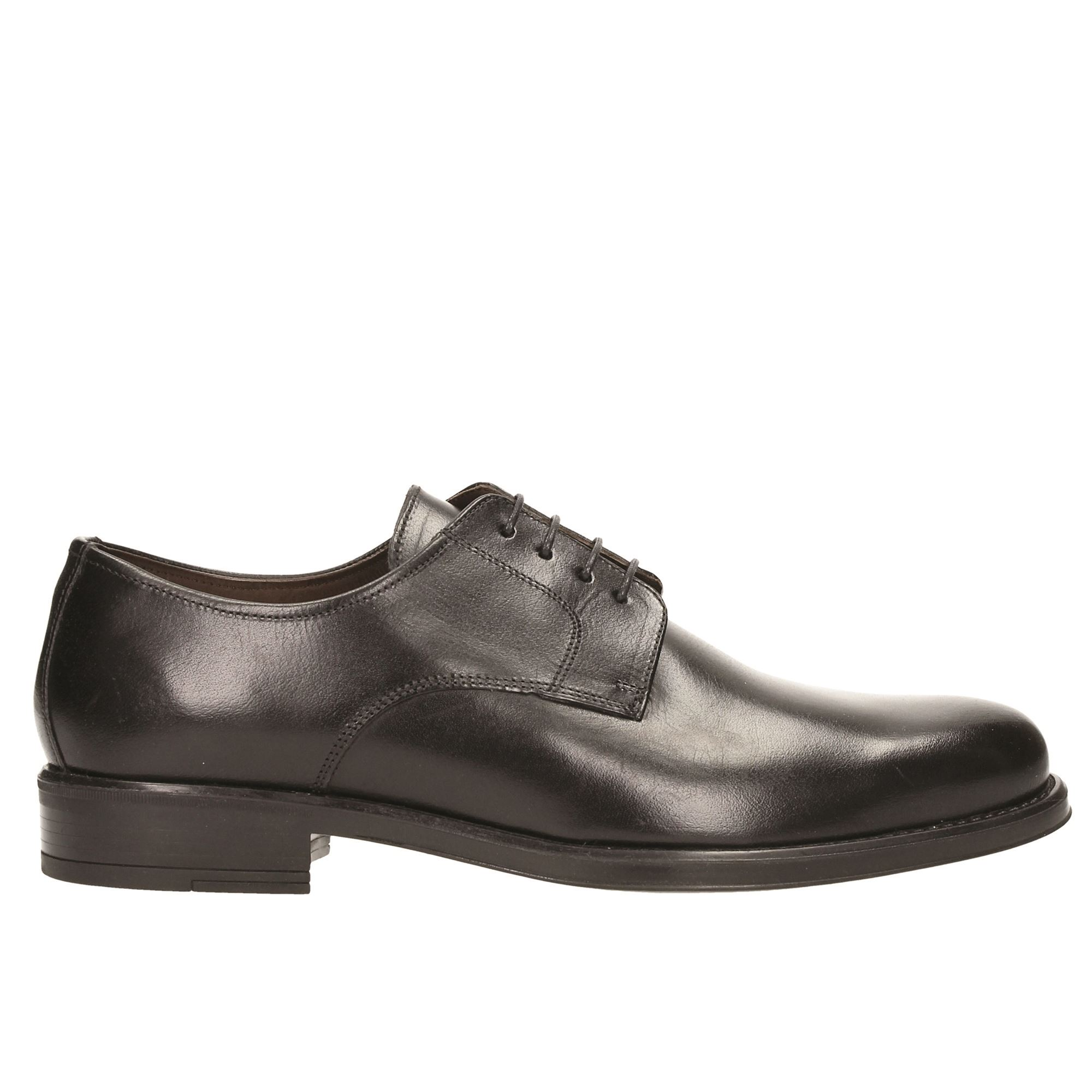 Tata Italia Shoes Man Derby Black 110231