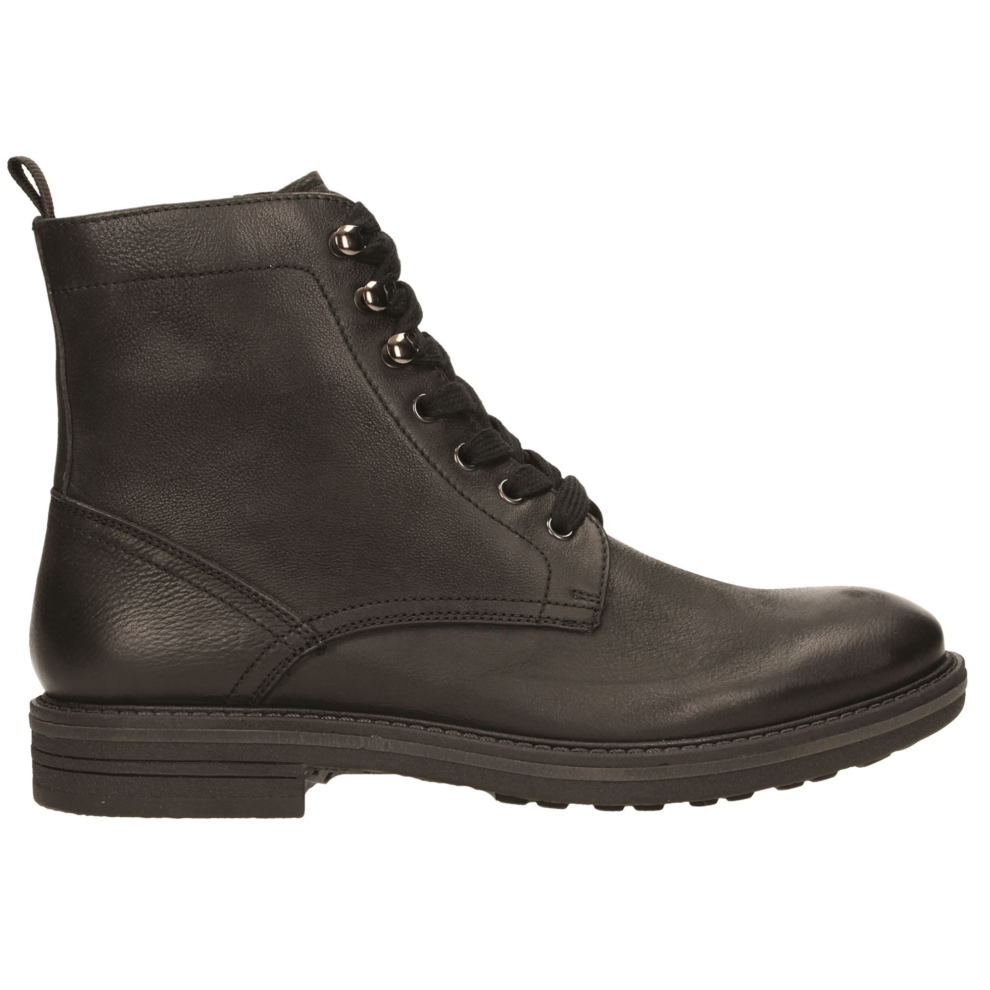 Tata Italia Shoes Man Stivaletti Black MH-348H01