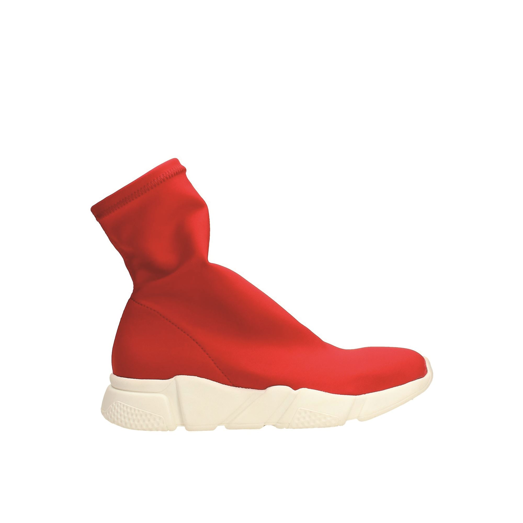 Tata Italia Shoes Woman Sneakers Red 2739T-6