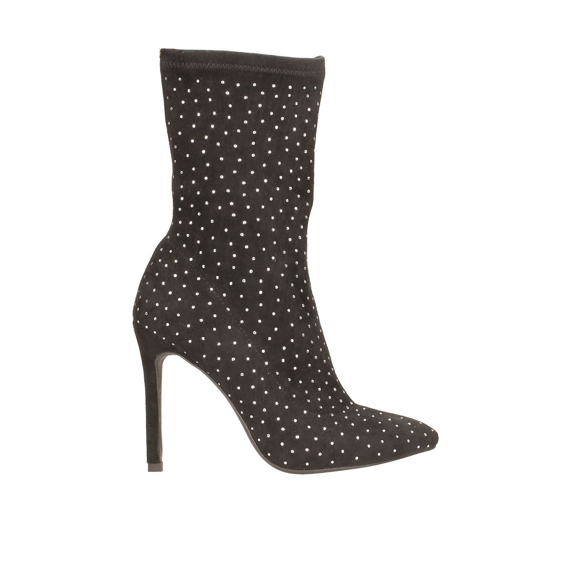 Tata Italia Shoes Woman Stivaletti Black 1903X-117