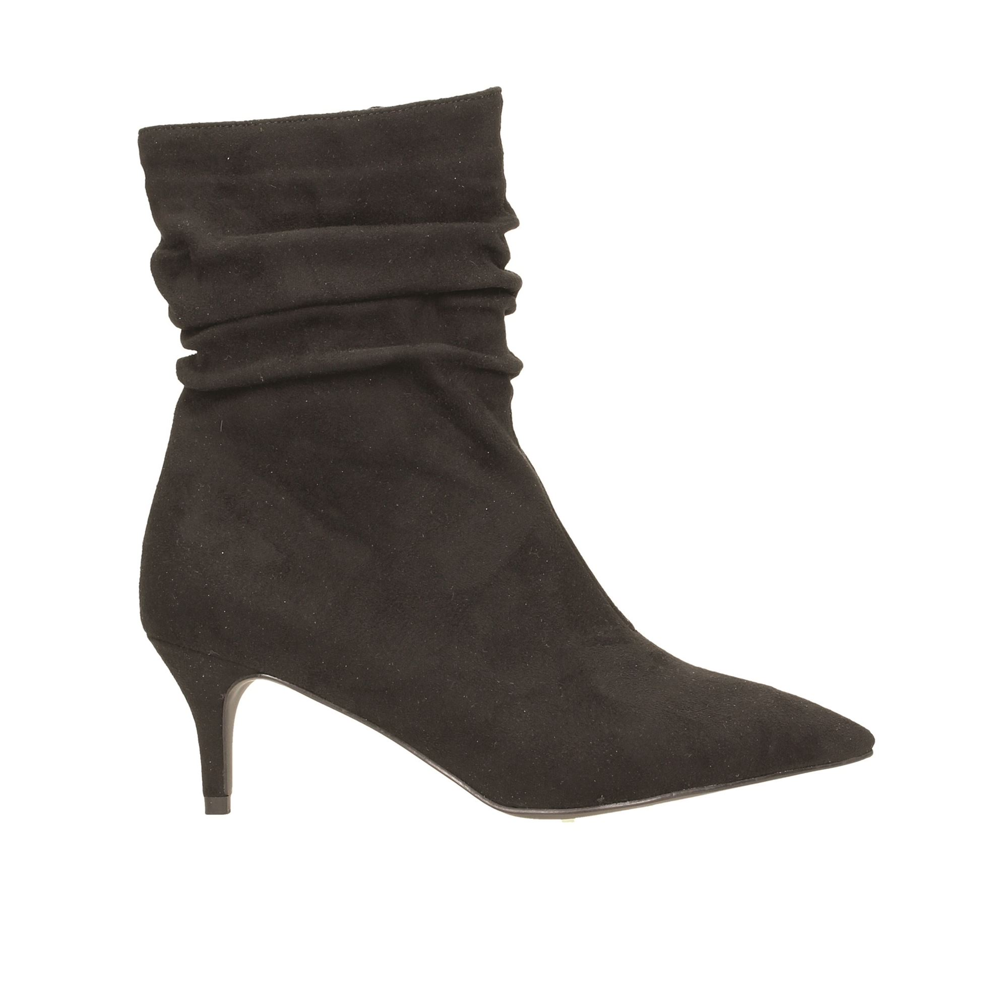 Tata Italia Shoes Woman Stivaletti Black M18B721-60