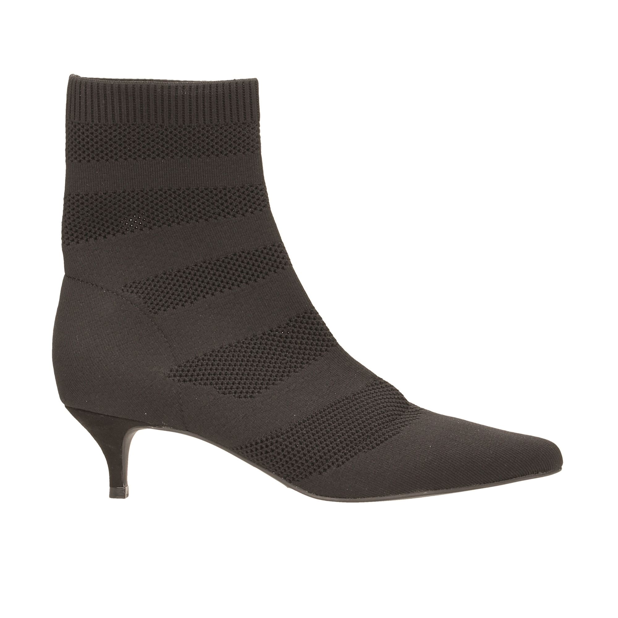 Tata Italia Shoes Woman Stivaletti Black 267301-14A