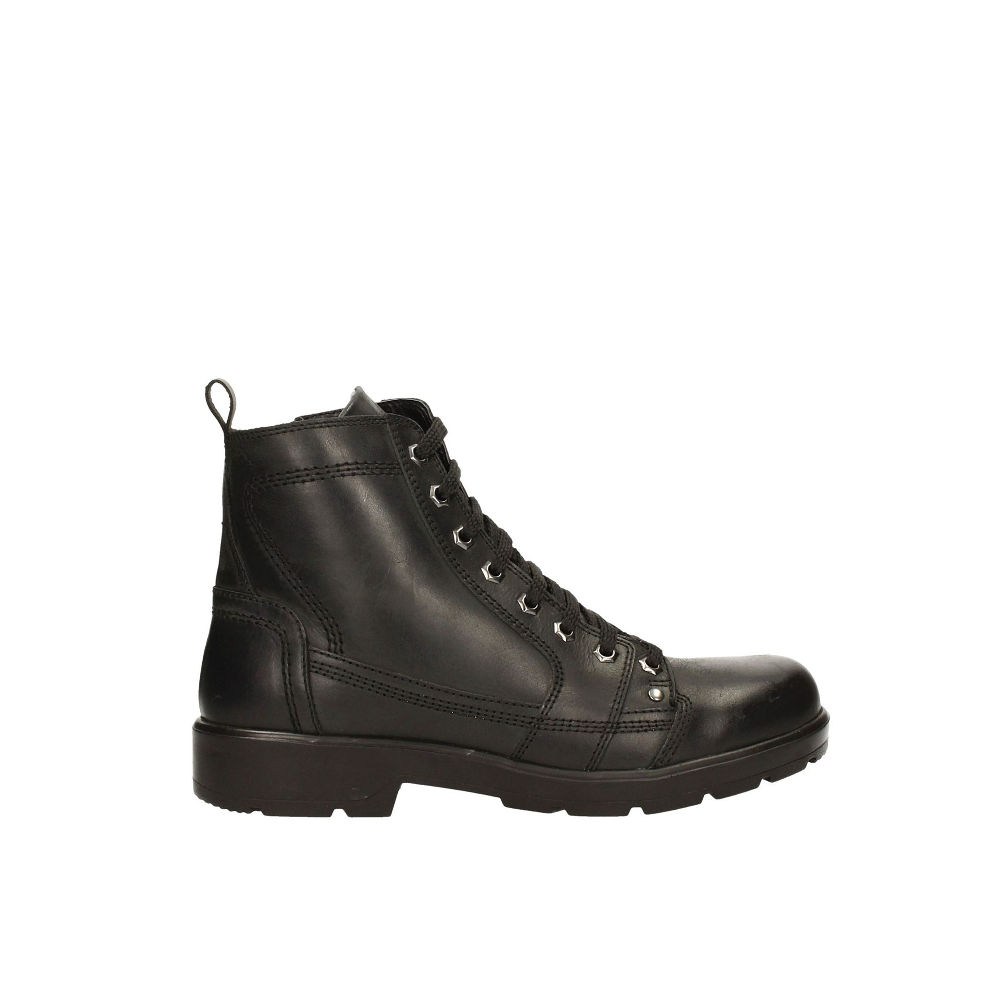 Tata Italia Shoes Man Stivaletti Black 2142