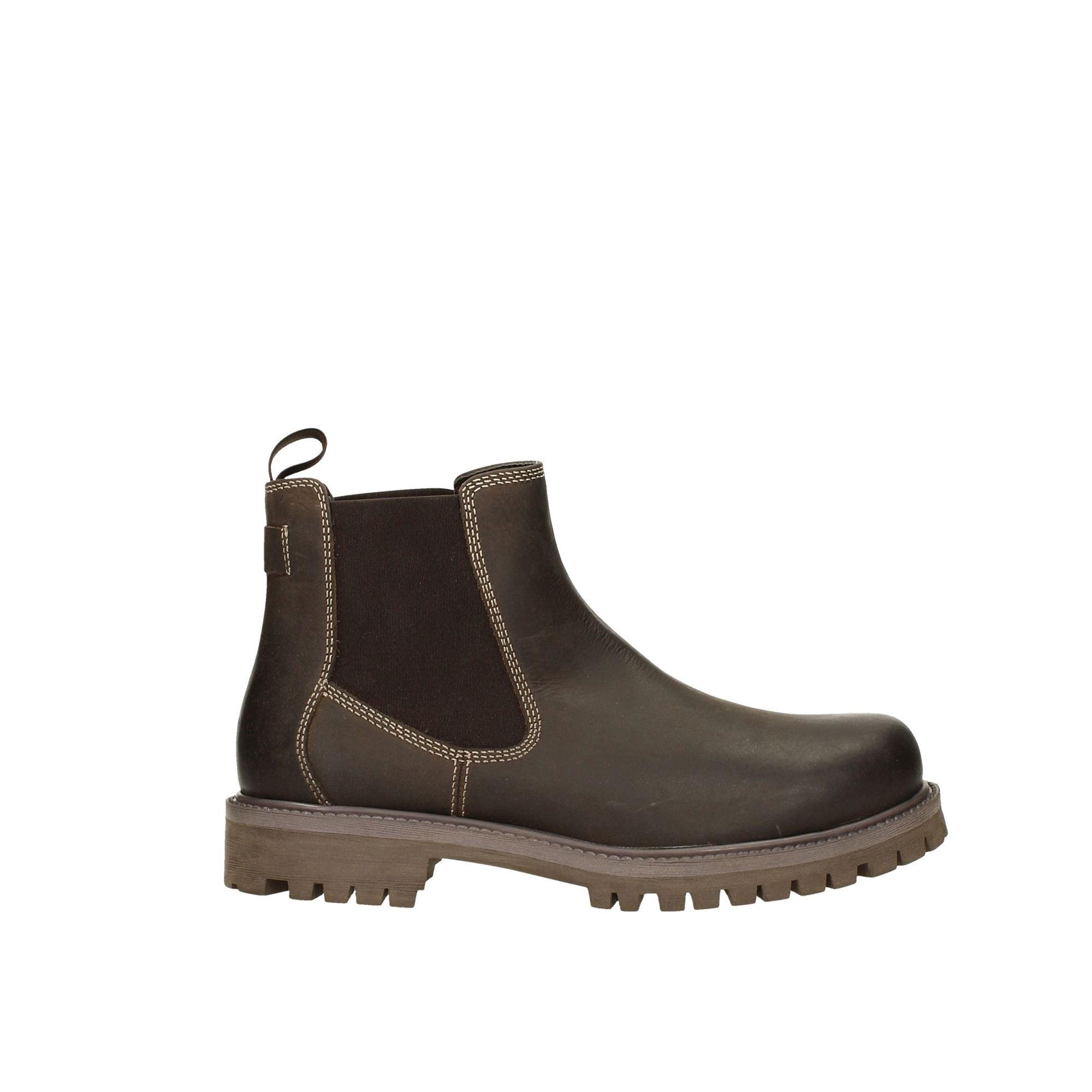 Tata Italia Shoes Man Stivaletti Brown 2341