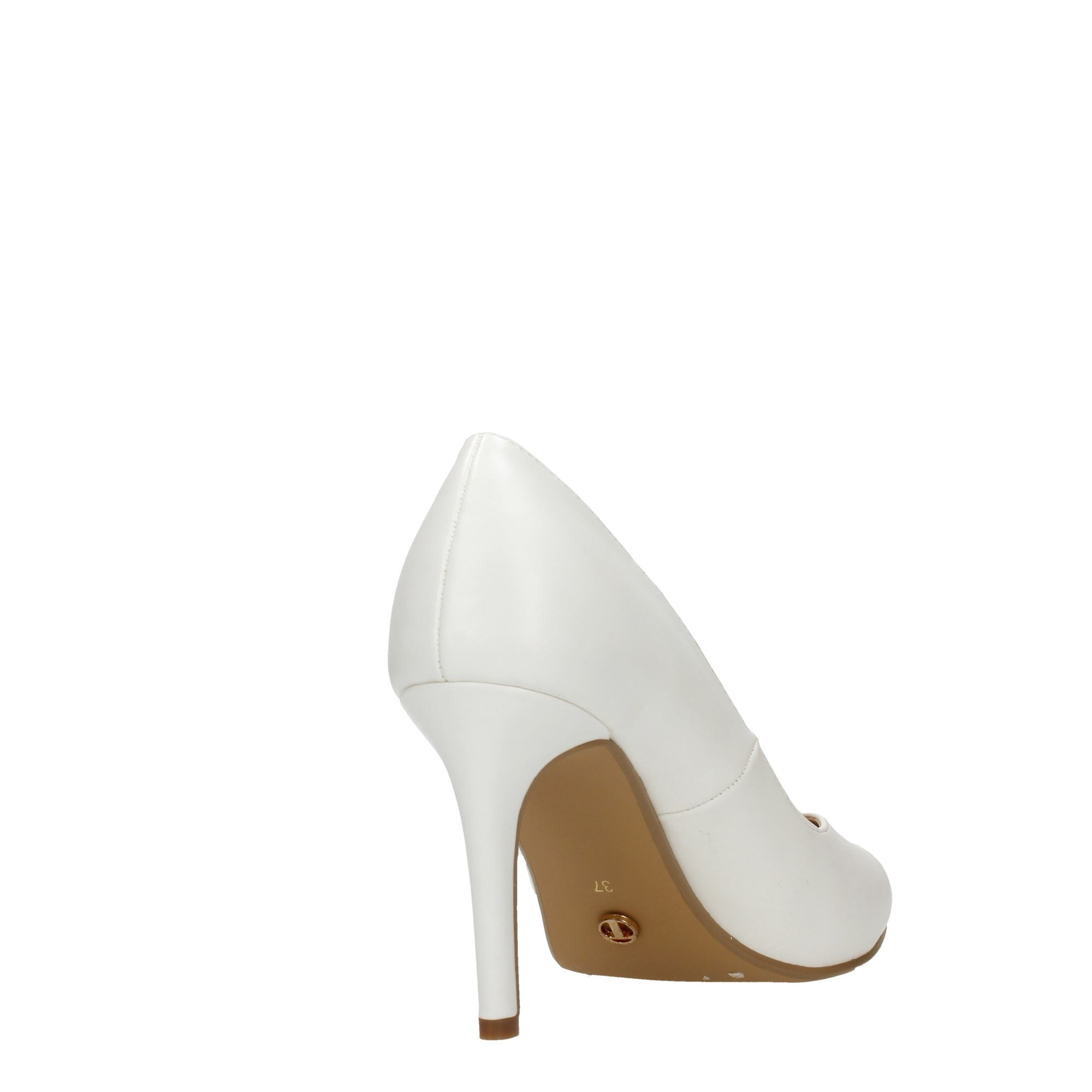 Tata Italia Shoes Woman Décolleté White 9556A-2