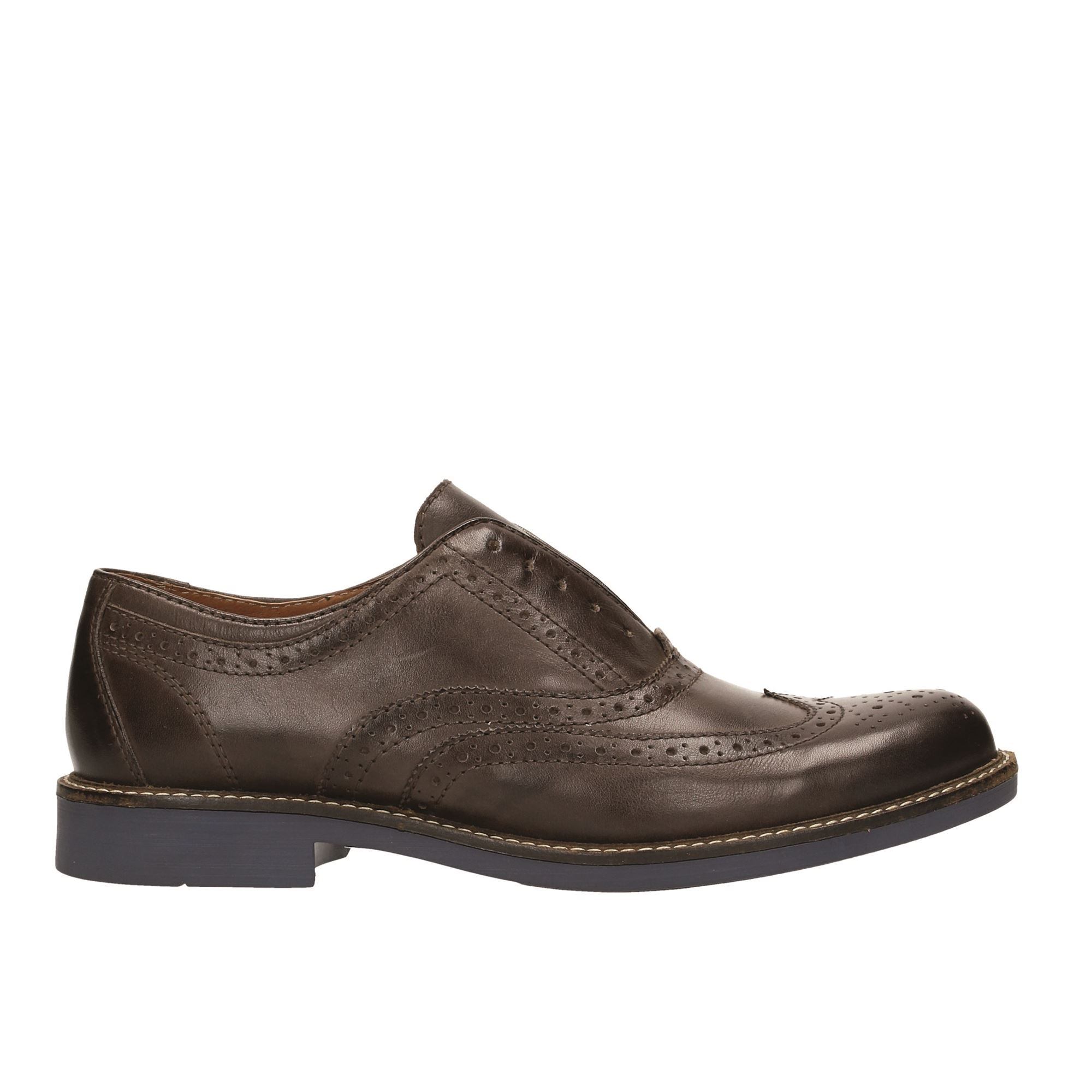 Tata Italia Shoes Man Derby Brown MS-066R72