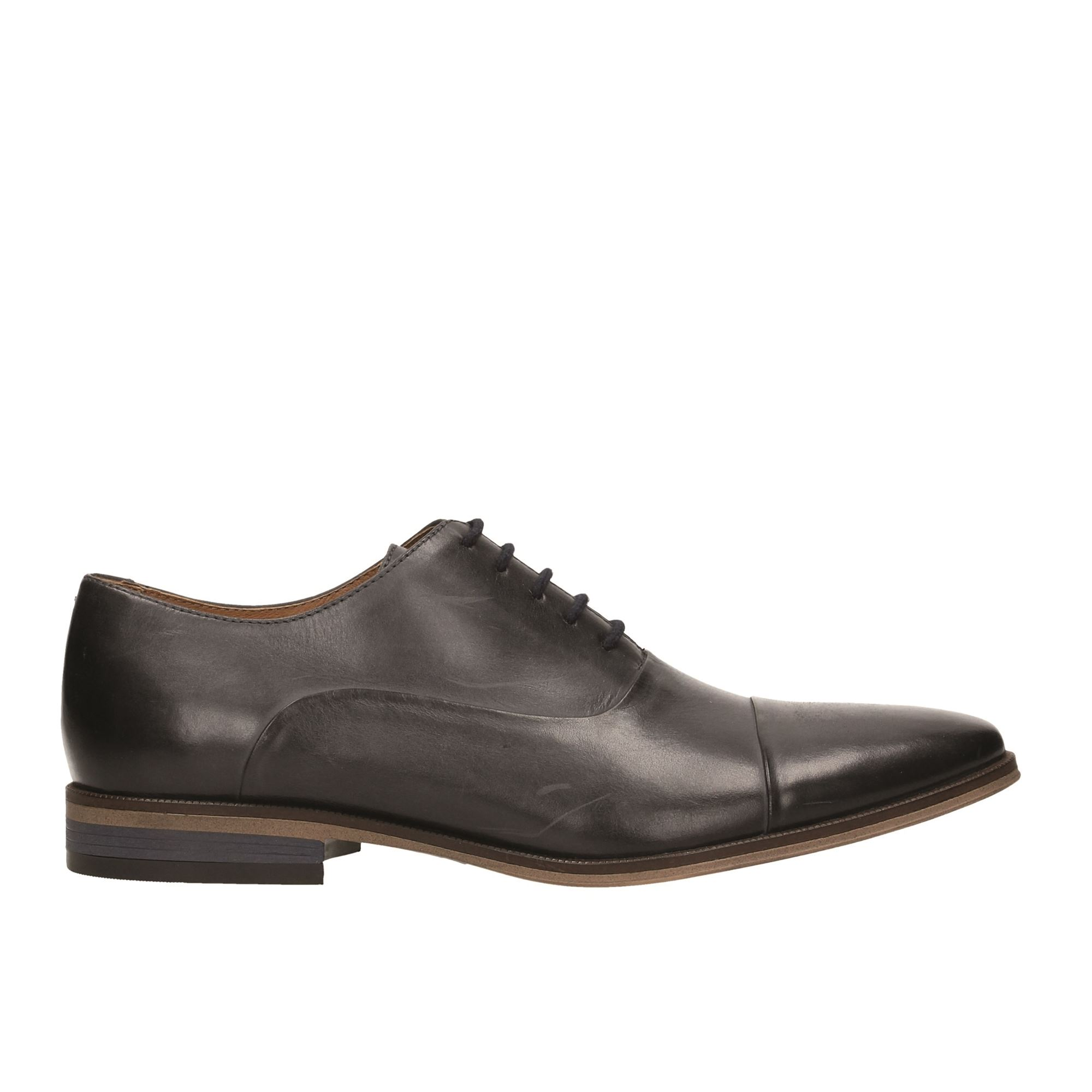 Tata Italia Shoes Man Derby Navy MS-311R01