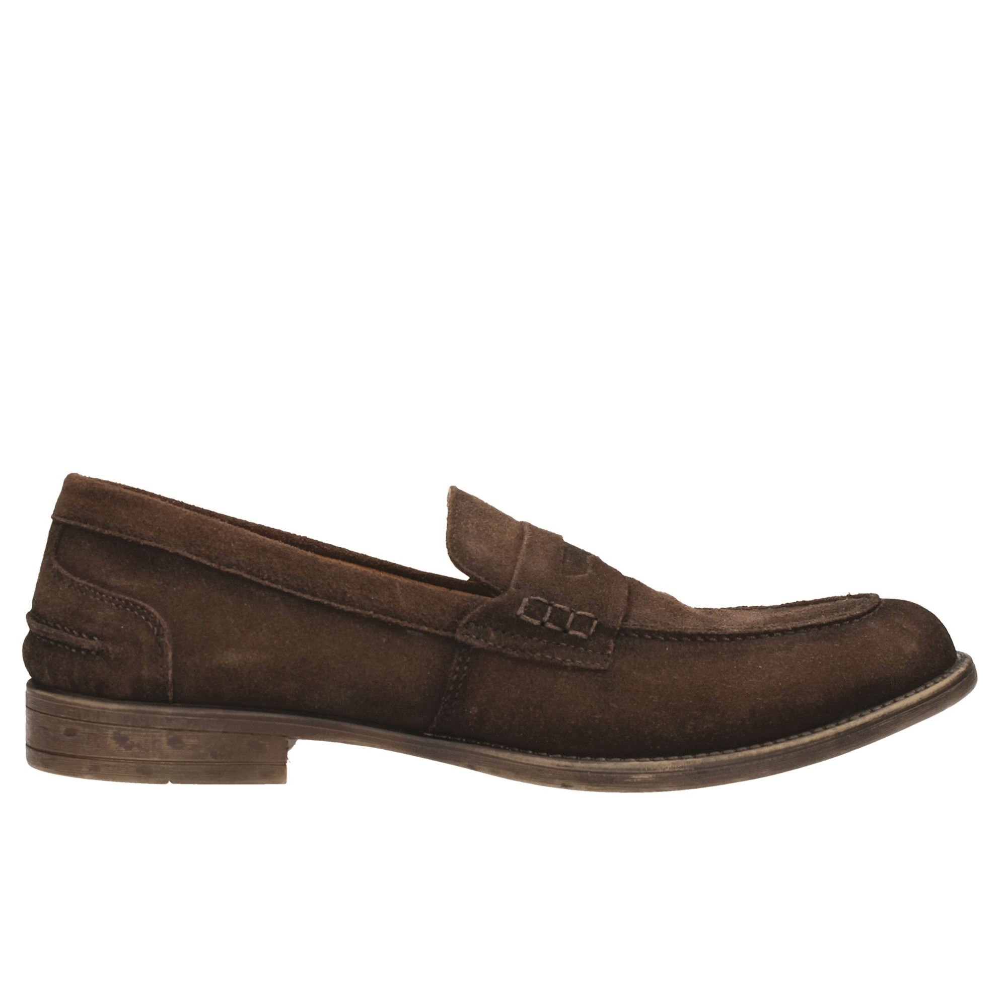 Tata Italia Shoes Man Mocassini Brown 18-15-06