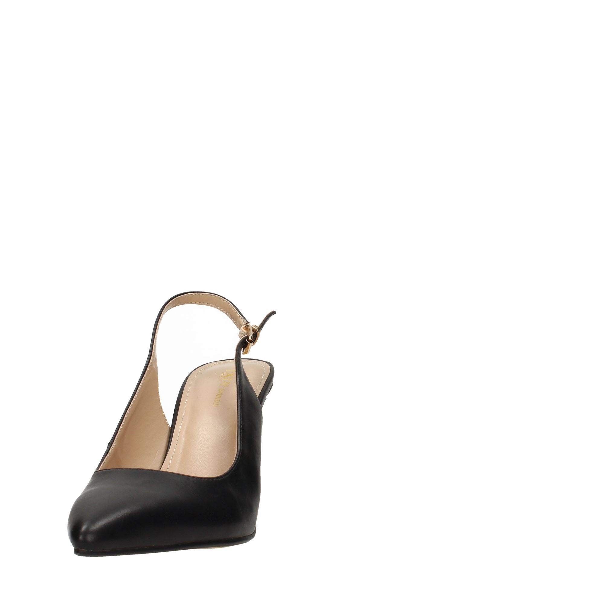 Tata Italia Shoes Woman Décolleté Black 9556A-10