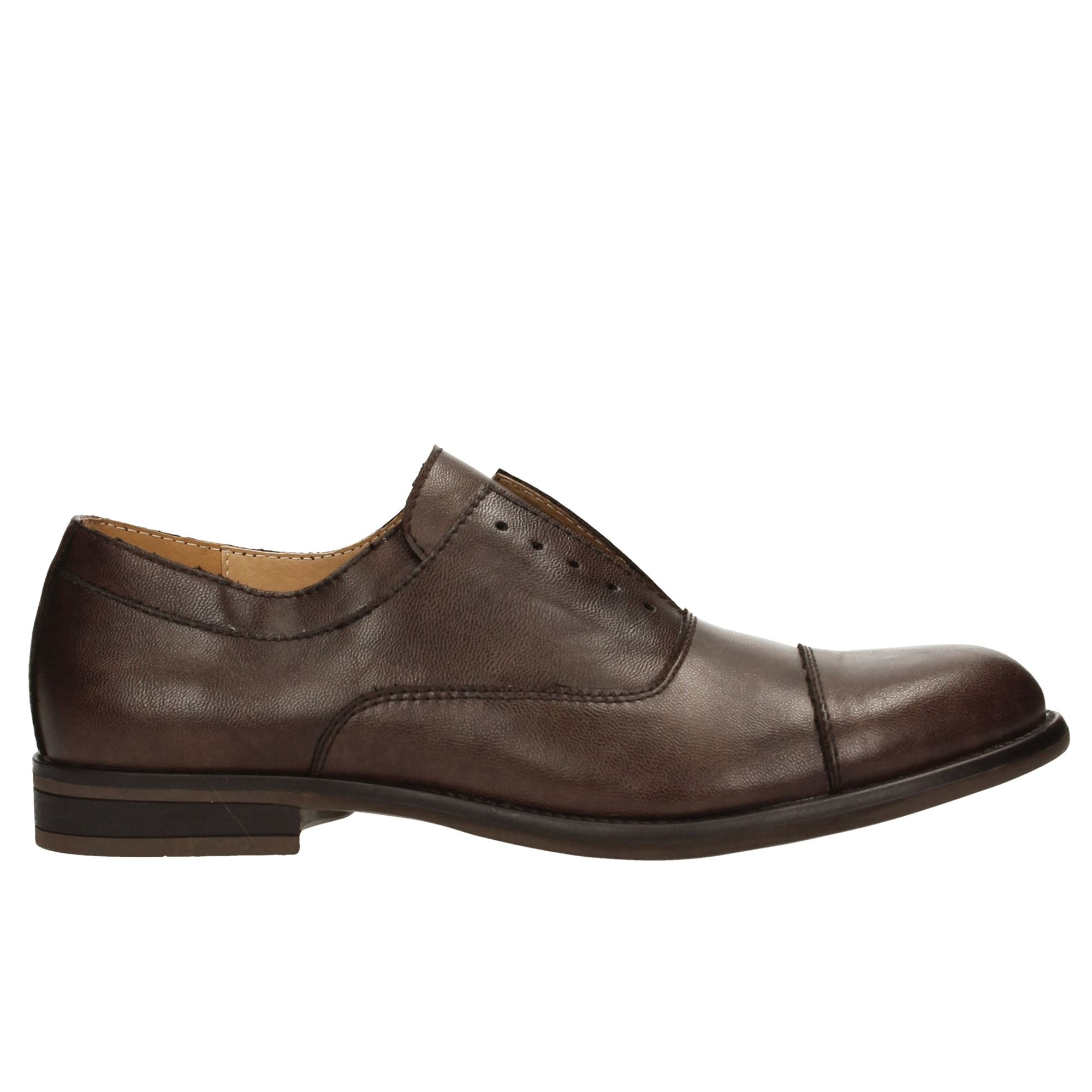 Tata Italia Shoes Man Derby Brown L18002-3
