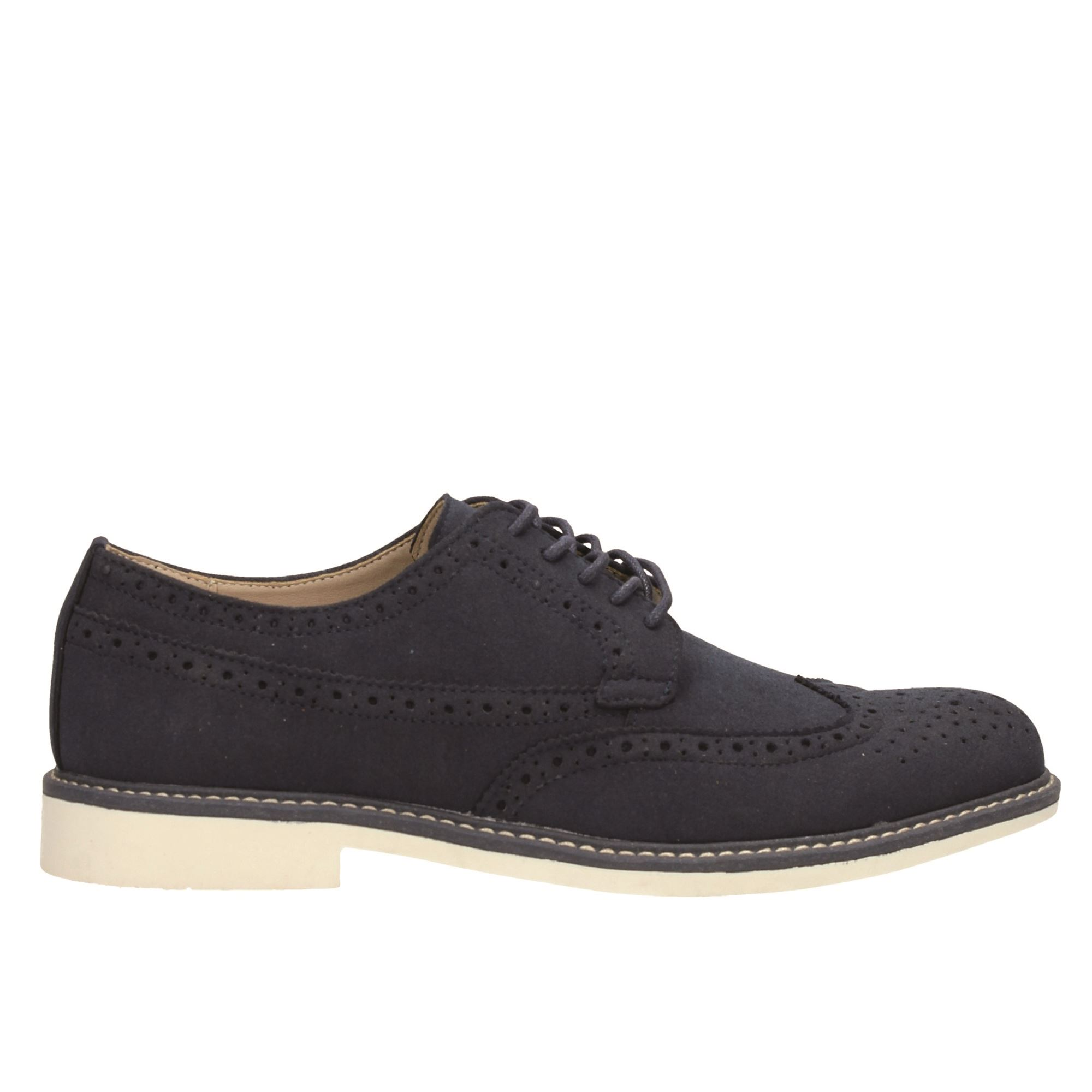 Tata Italia Shoes Man Derby Navy STP19-TT071