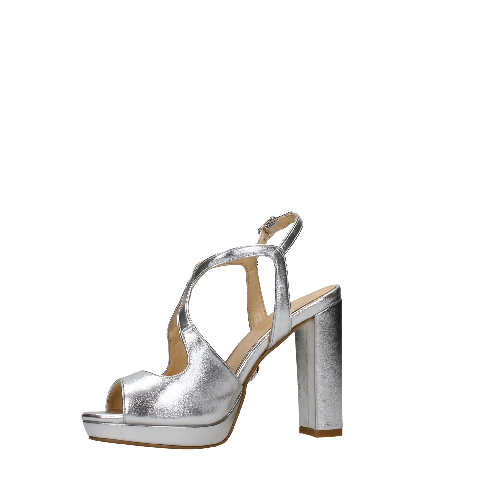 Tata Italia Shoes Woman Sandali Silver WS4820