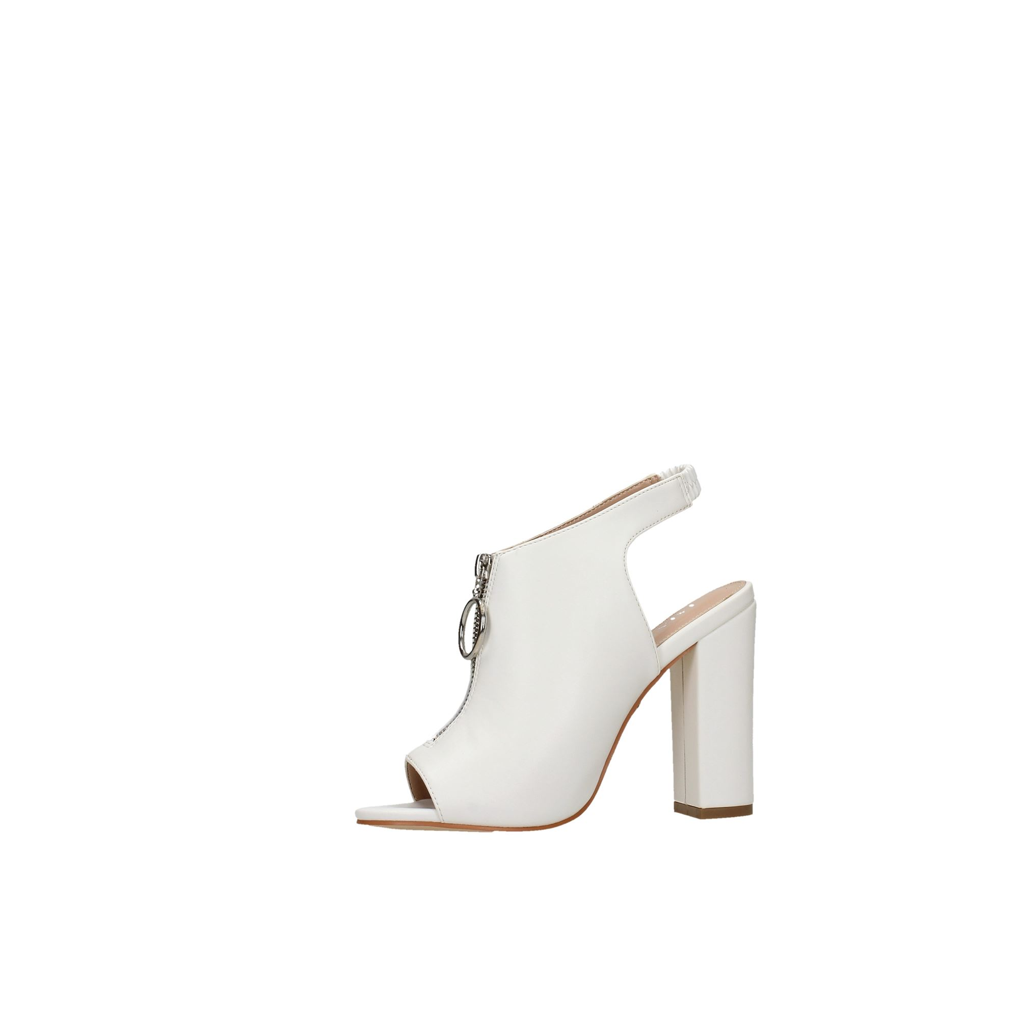 Tata Italia Shoes Woman Sandali White DS608-40