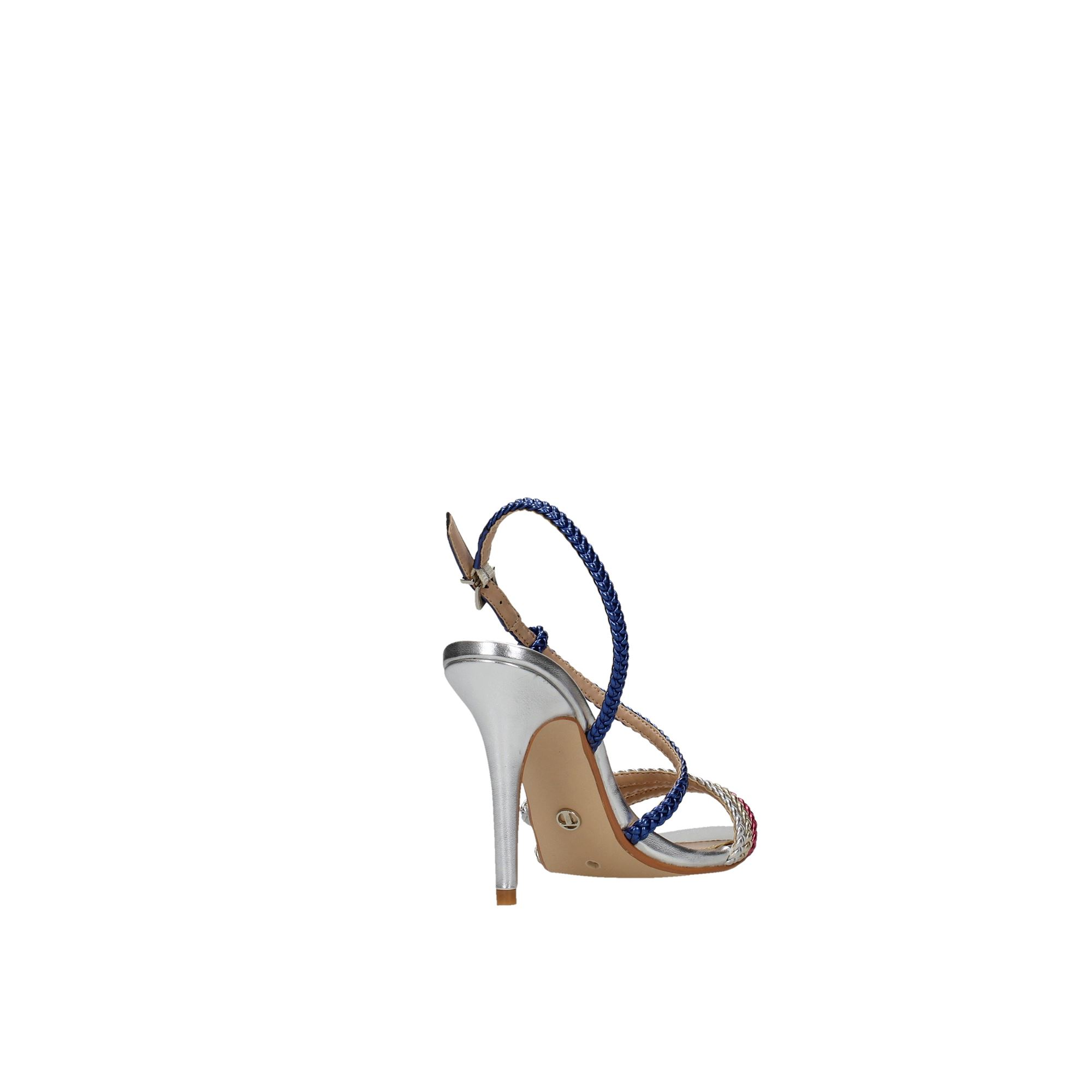 Tata Italia Shoes Woman Sandali Silver DS211-97