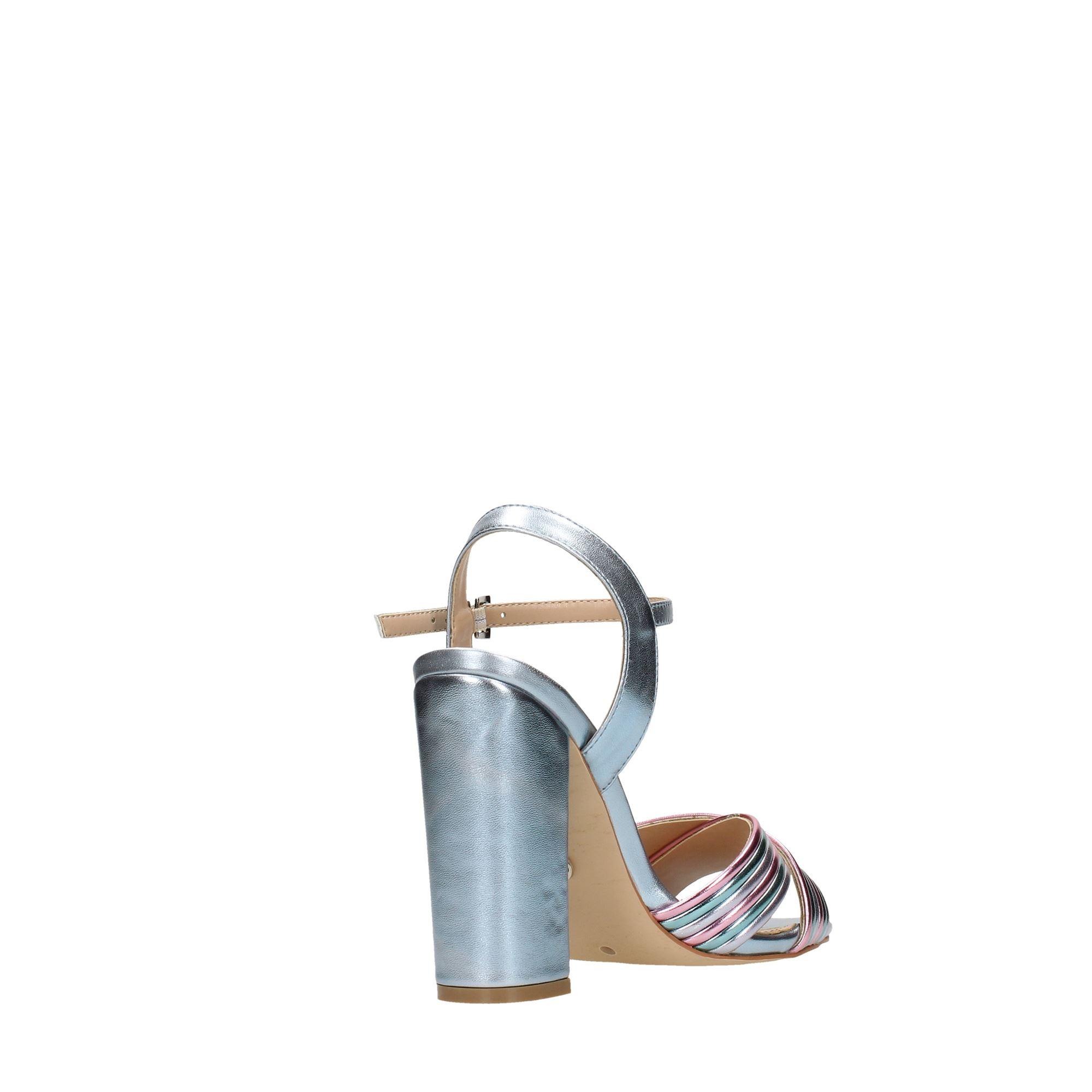 Tata Italia Shoes Woman Sandali Blue DS608-45