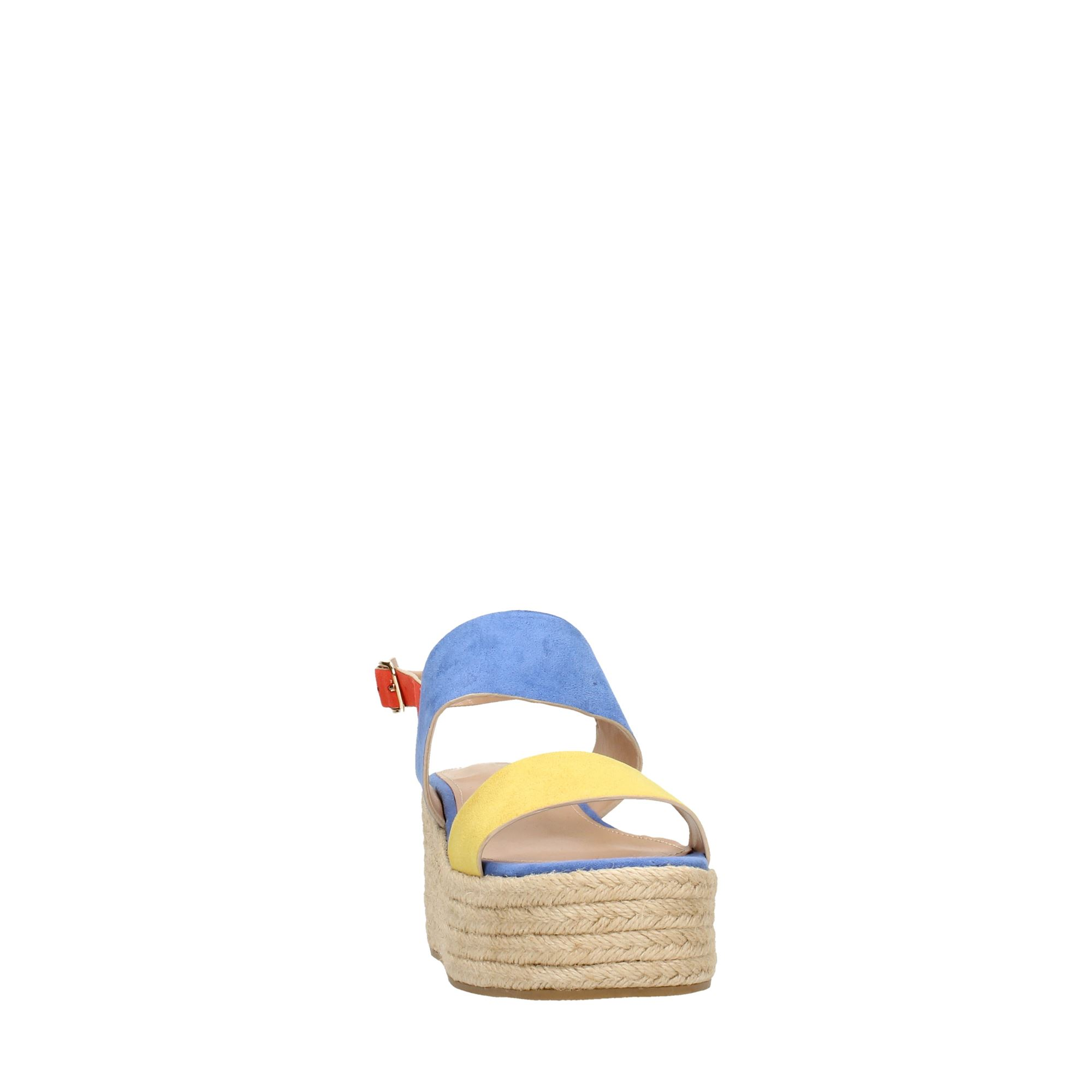Tata Italia Shoes Woman Sandali Blue DS815-7